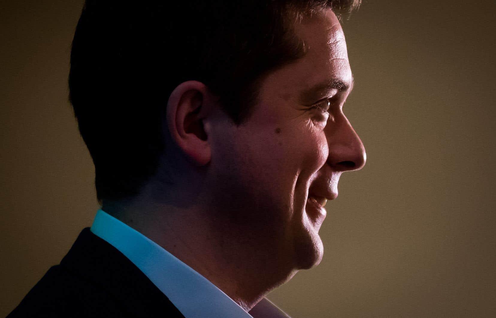 Le chef conservateur Andrew Scheer avait partagé samedi soir la vidéo dans laquelle on pouvait entendre que les «scandales libéraux» font «partie de notre héritage».