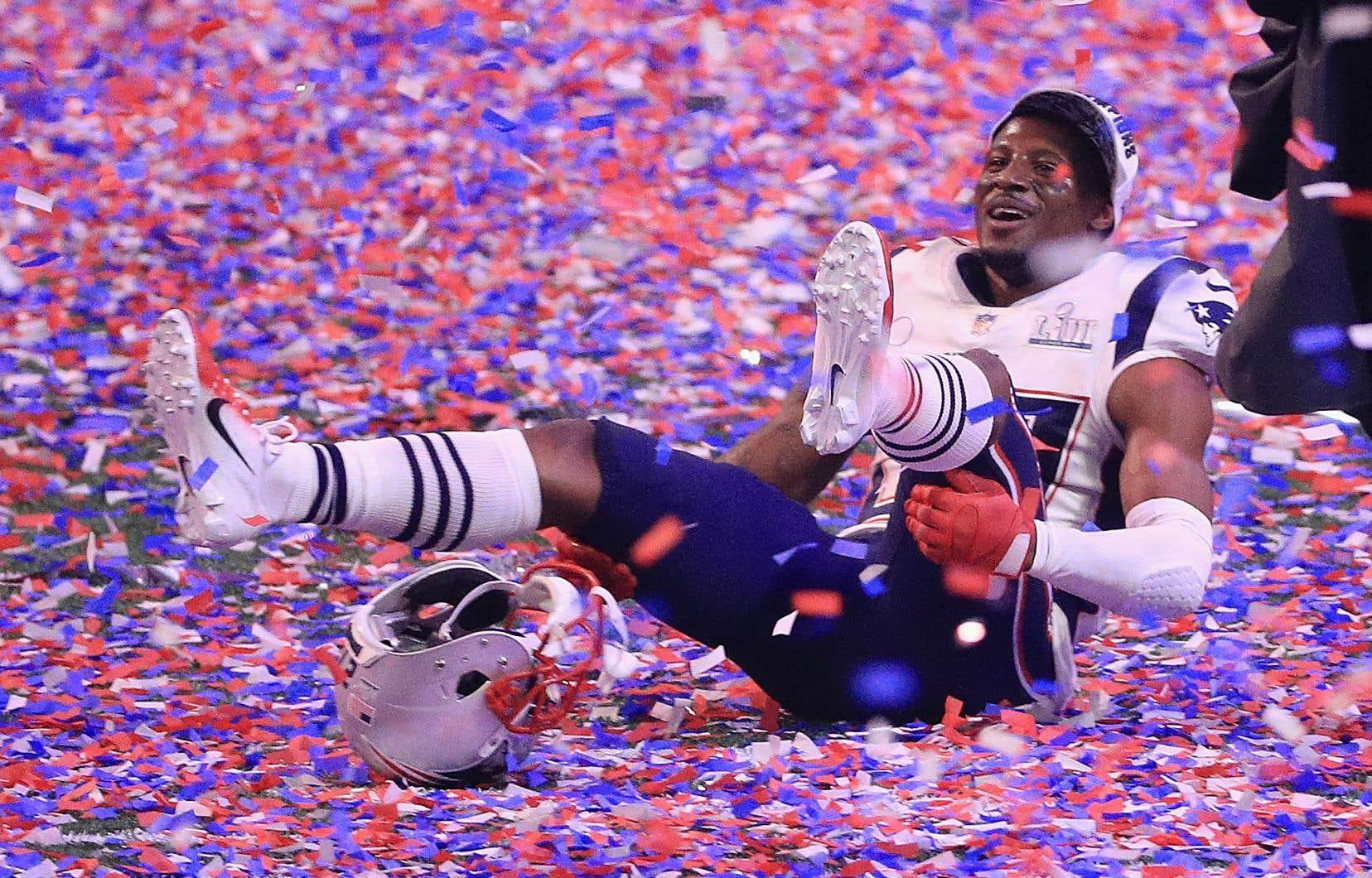 Les Patriots de la Nouvelle-Angleterre ont remporté le 53eSuper Bowl.