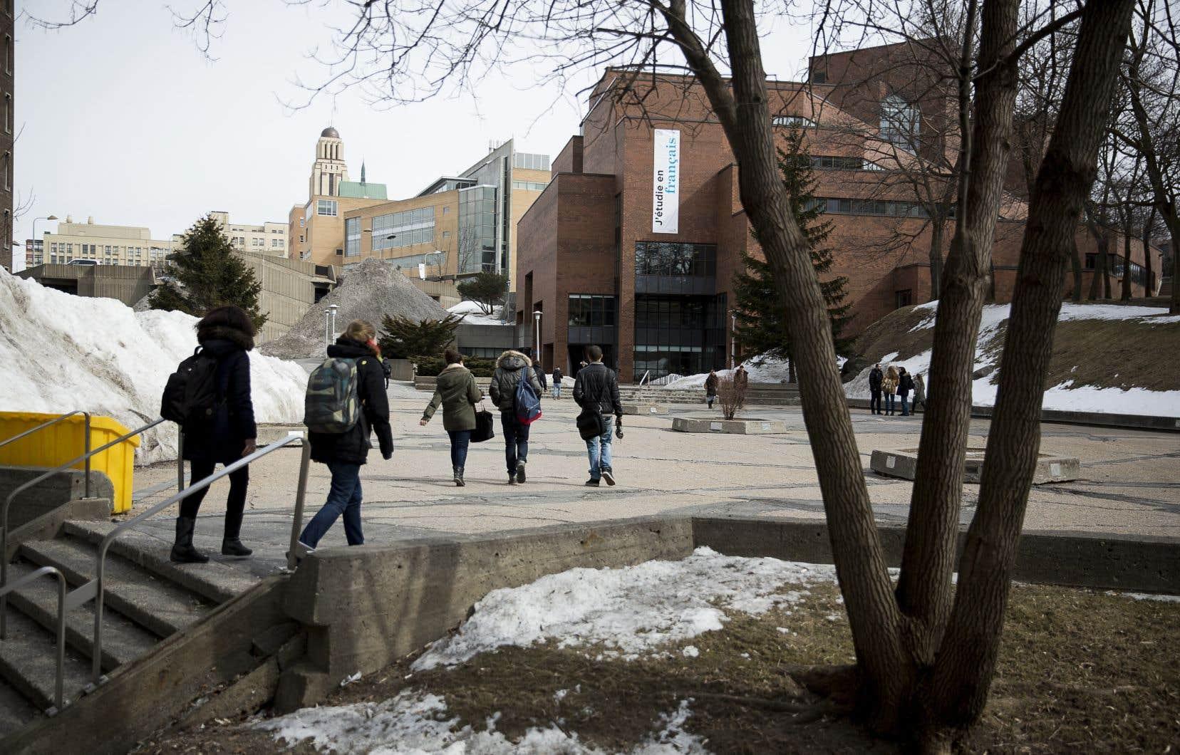 Le collectif «La Planète s'invite à l'Université de Montréal» a vu le jour il y a trois semaines.