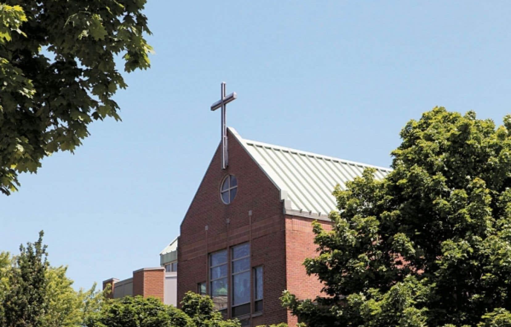 L'école secondaire privée Loyola<br />