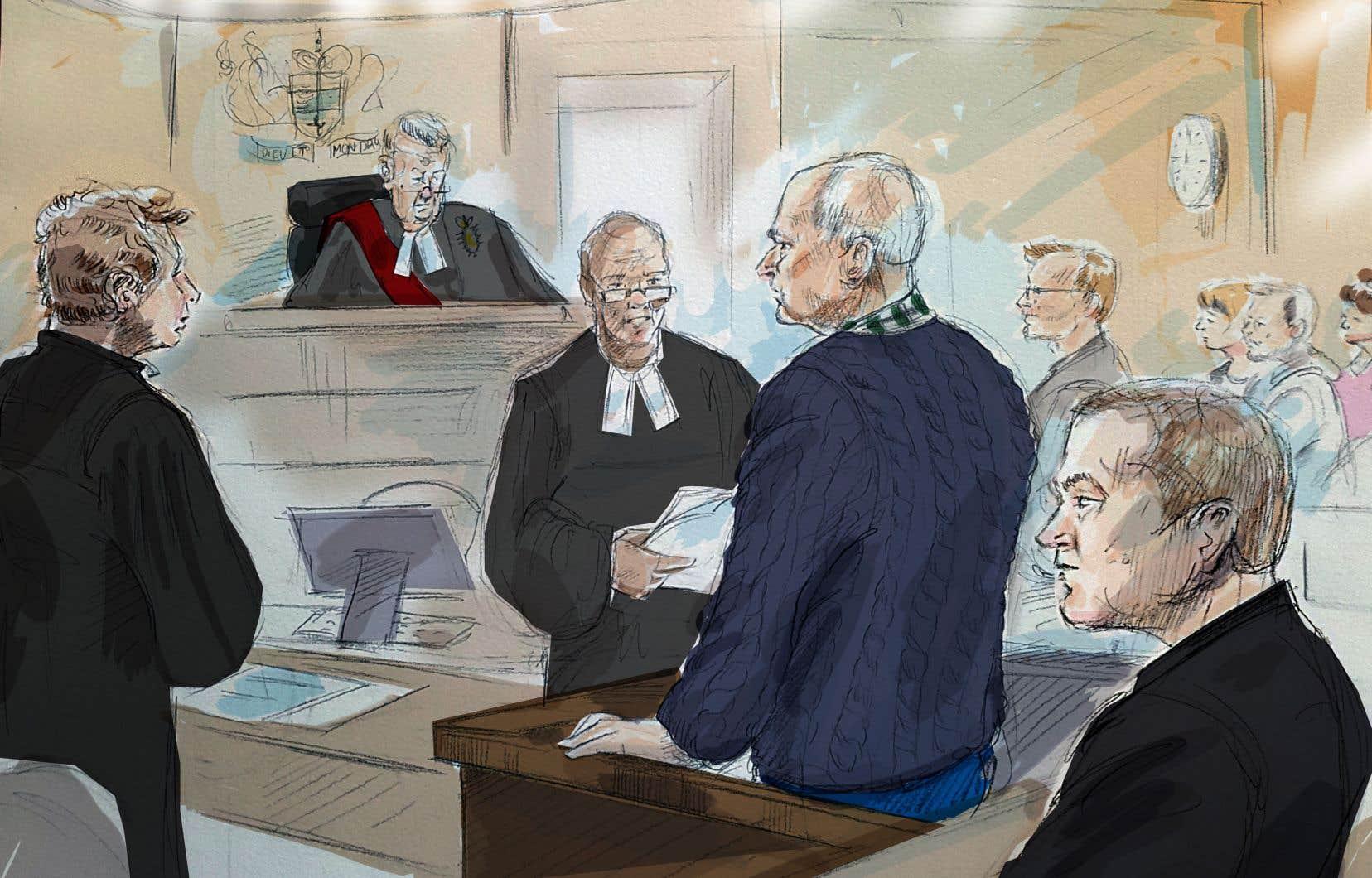 <p>L'homme de 67ans a reconnu avoir tué huit hommes liés au village gai de Toronto.</p>