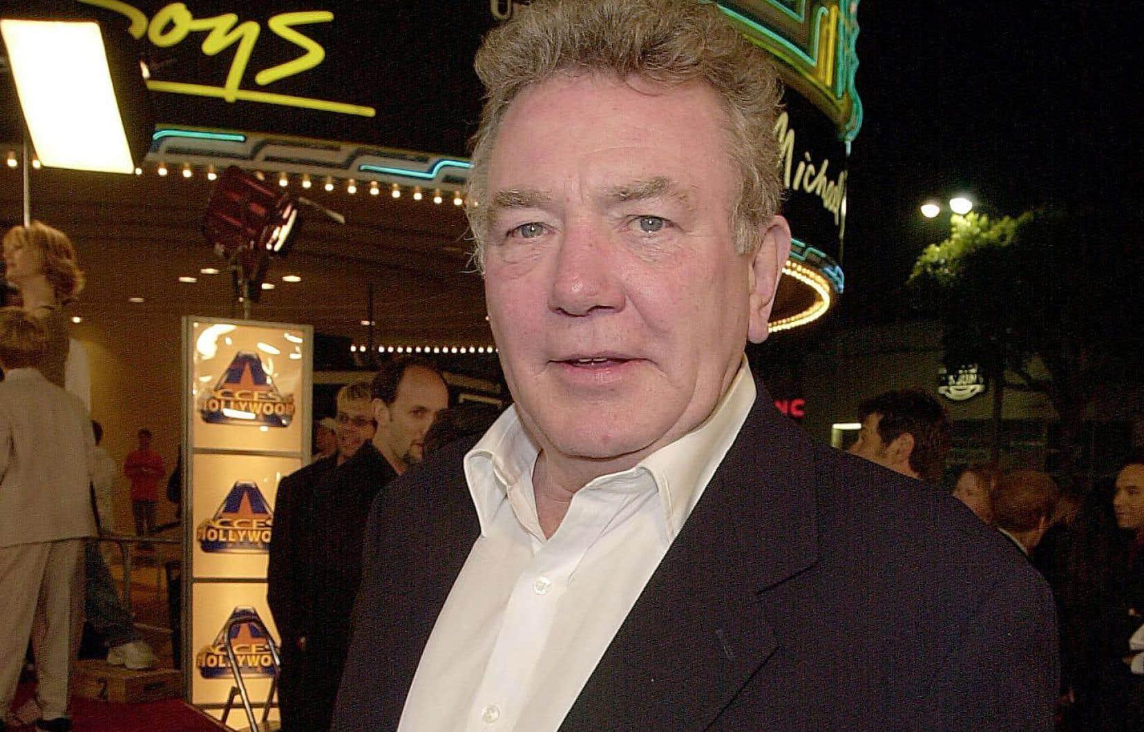 Albert Finney lors de la première du film «Erin Brockovich», à Los Angeles en 2000