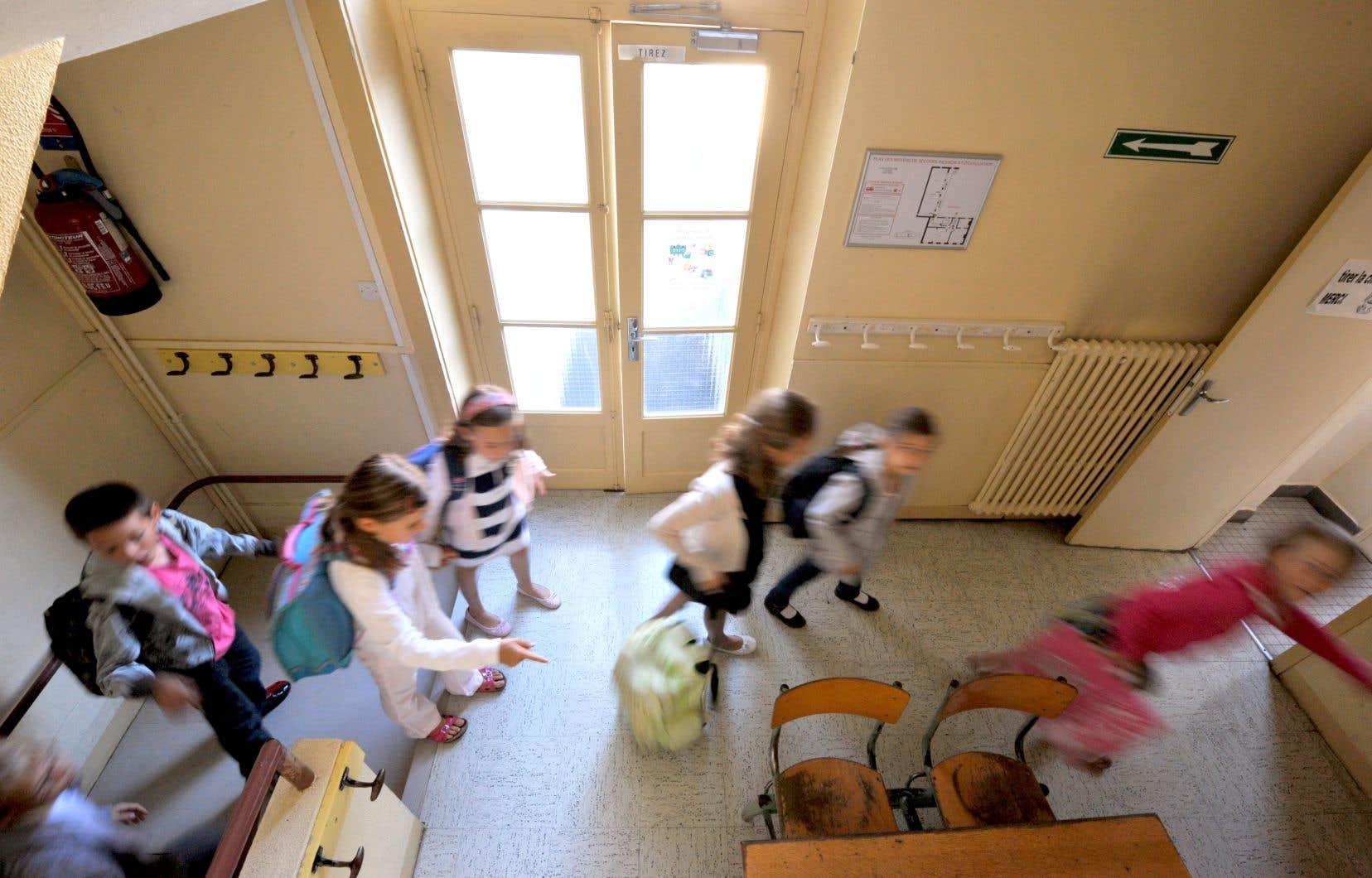 Le nombre d'élèves étiquetés comme «handicapé ou en difficulté d'apprentissage ou d'adaptation» (HDAA) a explosé ces dernières années.