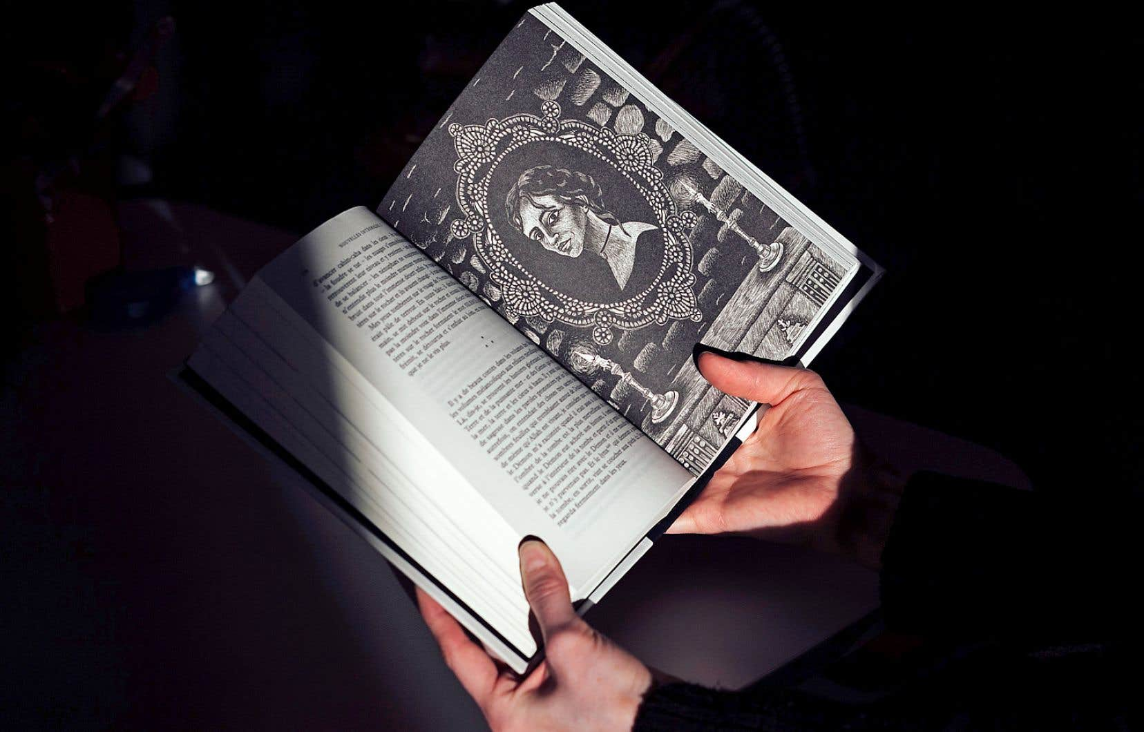C'est un portrait plus complet de l'écrivain que l'on découvre ici, dans le premier des trois tomes à paraître.
