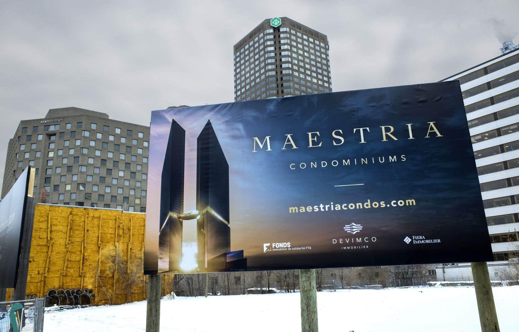 Des 1636 logements des deux tours, 700 seront mis en location.