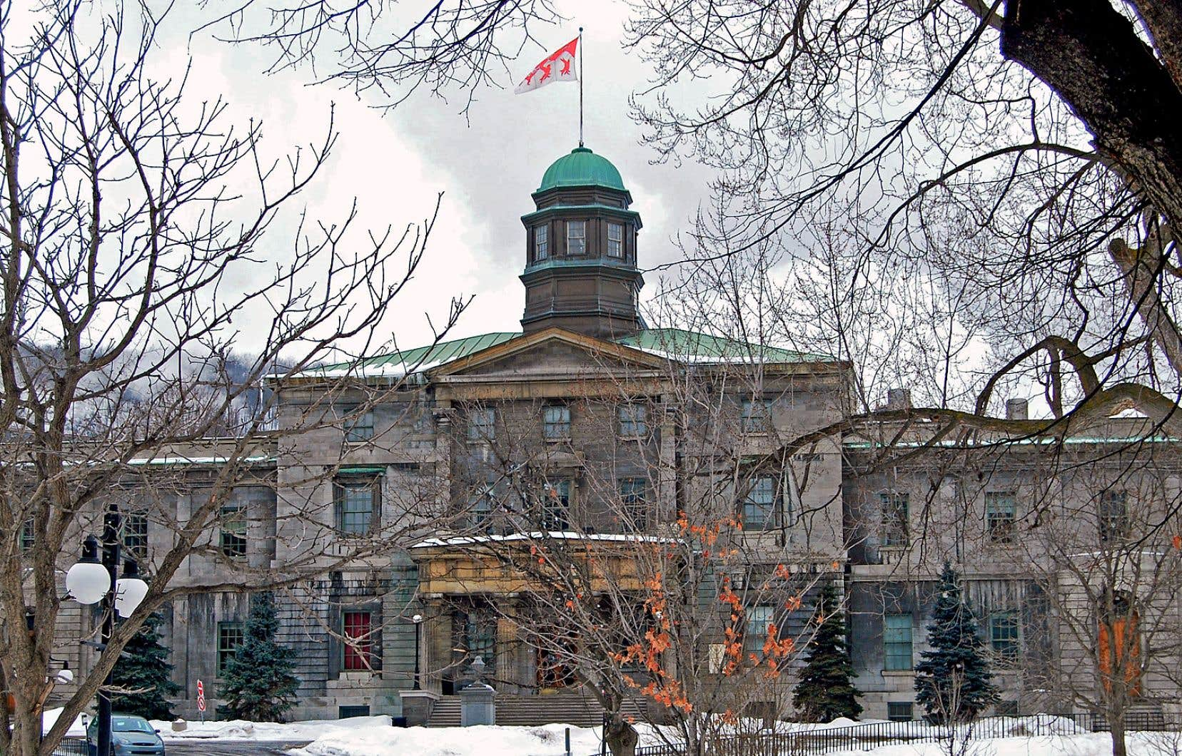 Le pavillon des arts de l'Université McGill