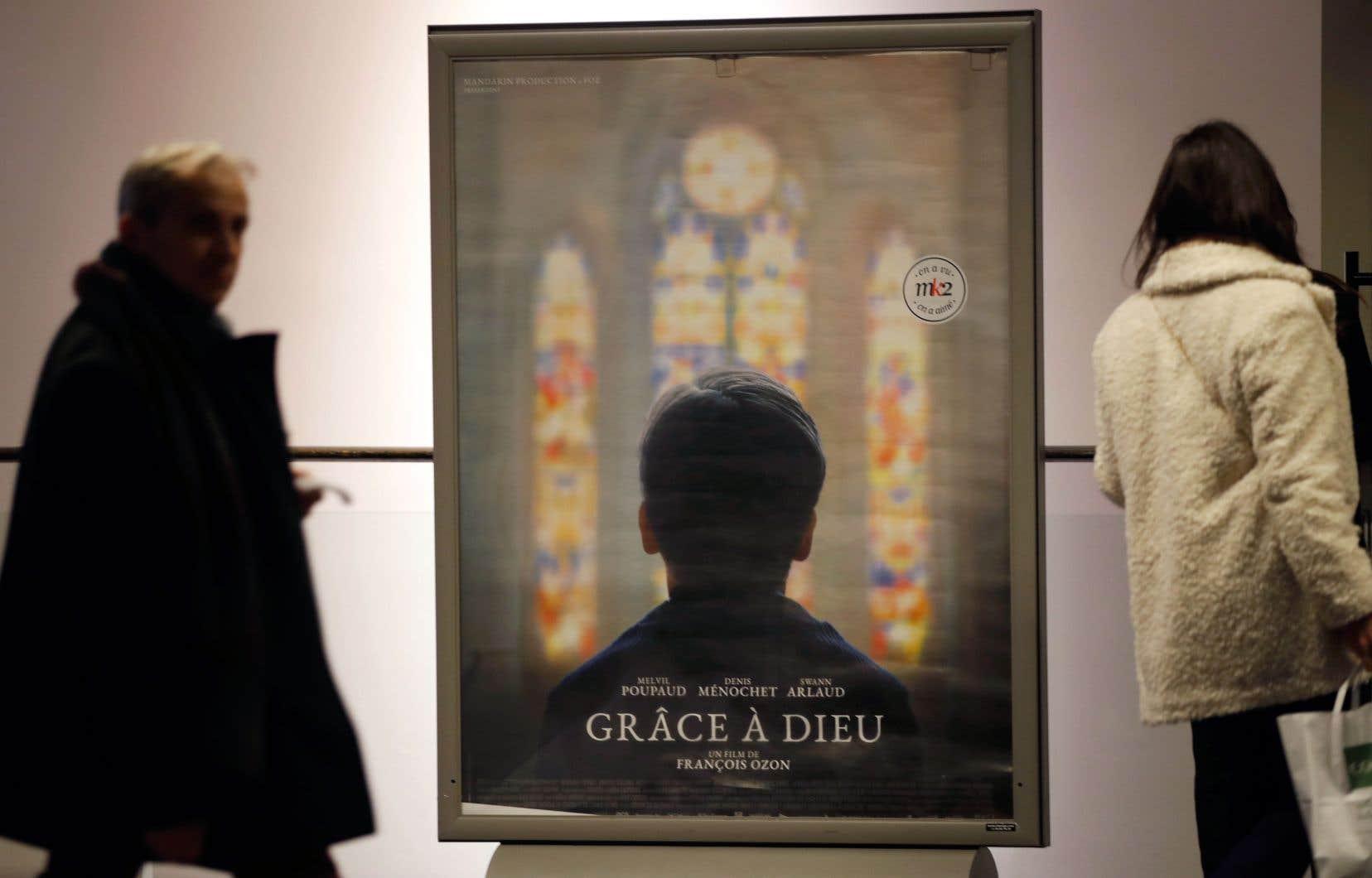 Des exemplaires du film de François Ozon ont déjà été livrés à 307 salles de cinéma à travers la France.