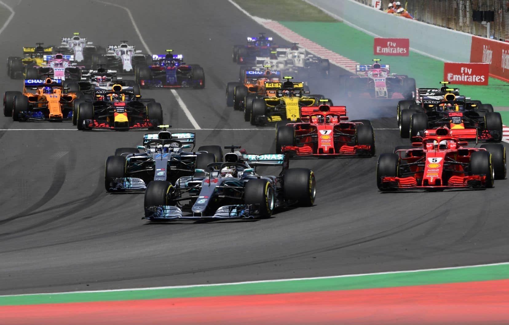 Le 29mars, le Royaume-Uni doit quitter l'Union avec ou sans accord. Les équipes de F1 se prépareront alors en vue du deuxième Grand Prix de la saison à Bahreïn, le 31mars.