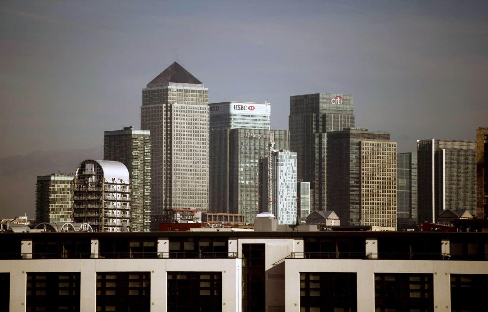 Bank of America et HSBC font notamment partie des banques qui ont prévu de réduire leur périmètre à Londres après le Brexit.