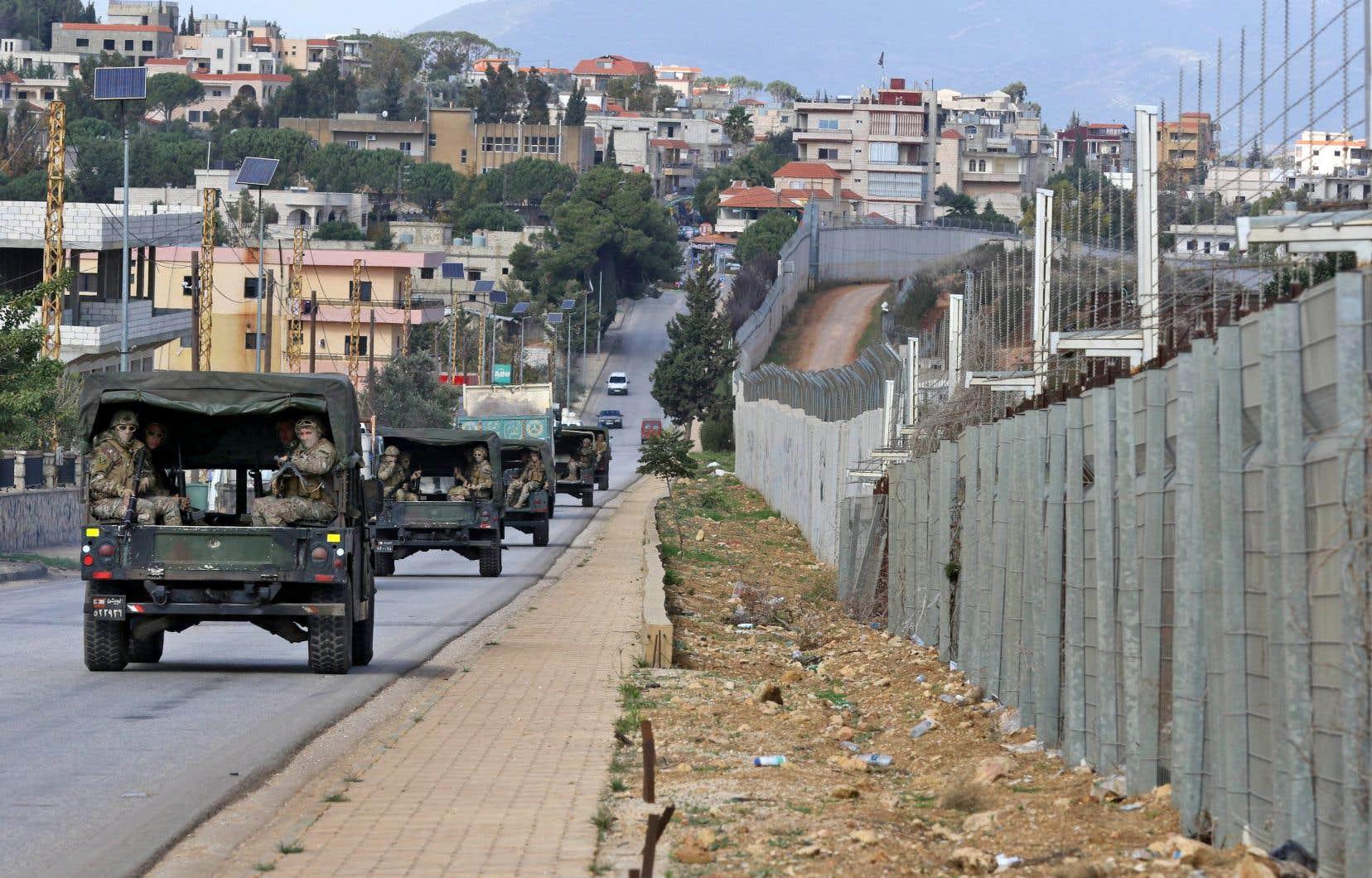Environ un million de dollars de dons canadiens auraient servi à financer des projets de l'armée israélienne.