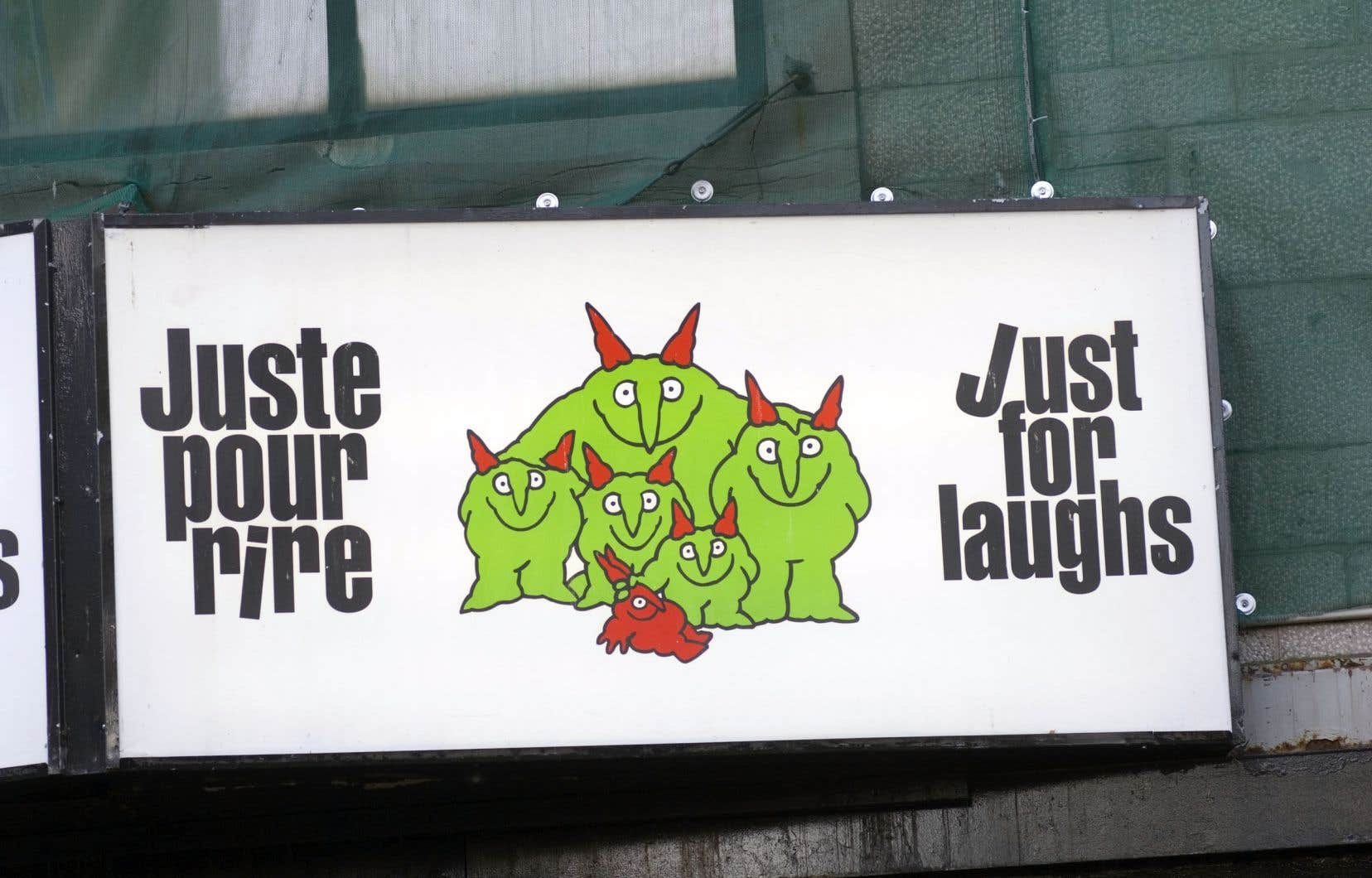 Groupe TVA et Groupe Juste pour rire étaient liés par une entente de 15 millions de dollars pour la diffusion des galas Juste pour rire depuis 2012.