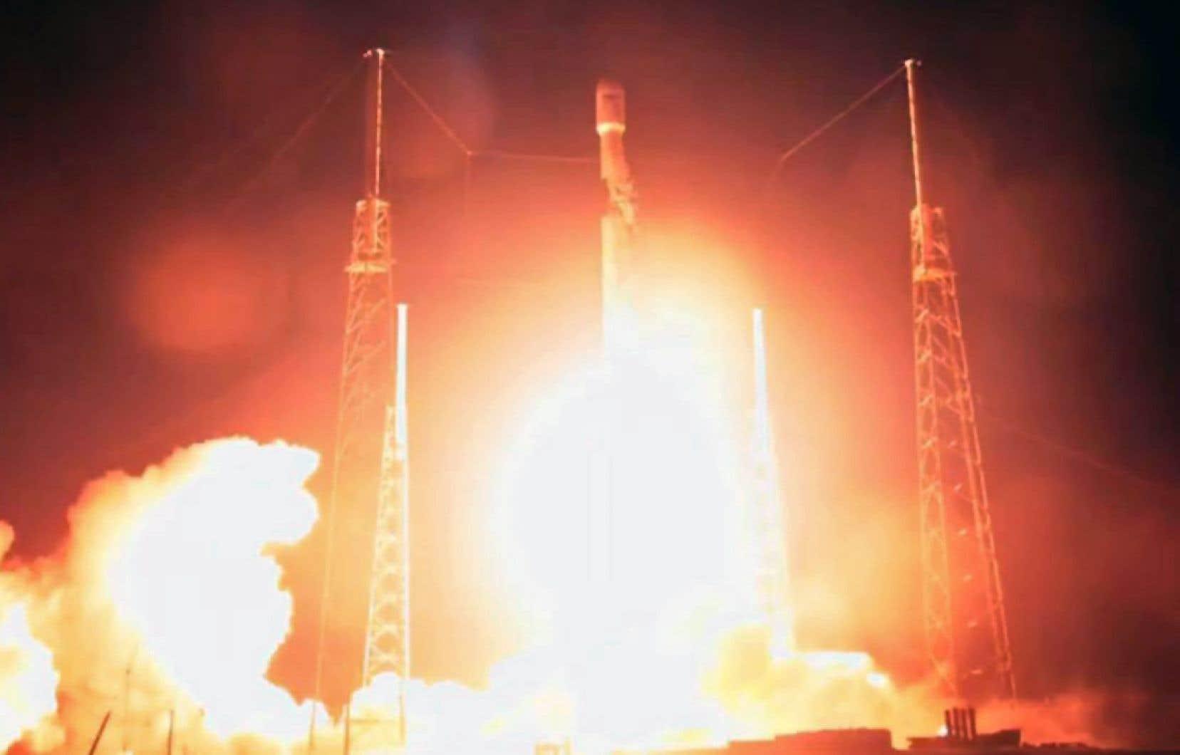 La première sonde israélienne à destination de la Lune doit arriver dans sept semaines pour tenter de faire d'Israël le quatrième pays à réussir un alunissage.