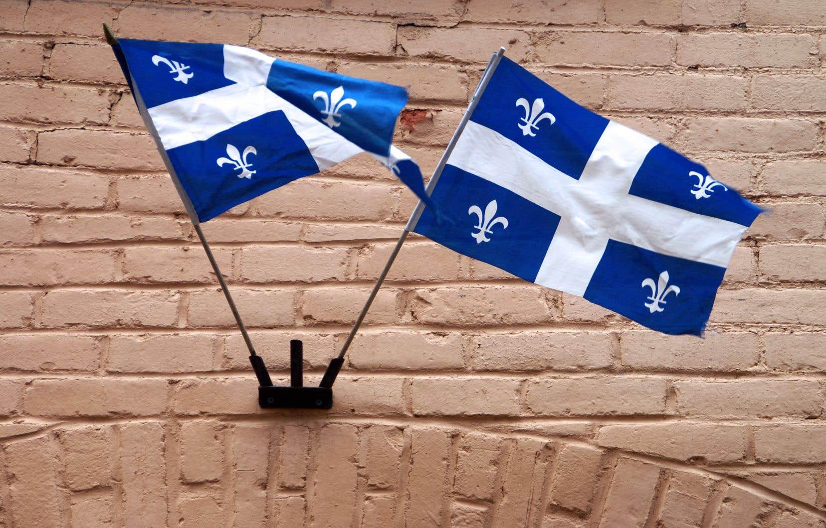 «Pour notre gouvernement et dans le contexte de l'ouverture des marchés, réaliser le plein potentiel du Québec dans le monde, c'est prendre aujourd'hui un virage plus économique», affirme l'auteure.