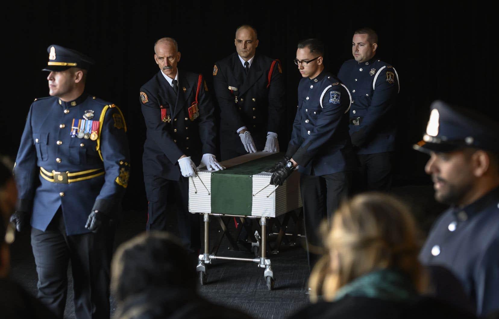 Les sept enfants seront enterrés dans un cimetière musulman à Hammonds Plains.