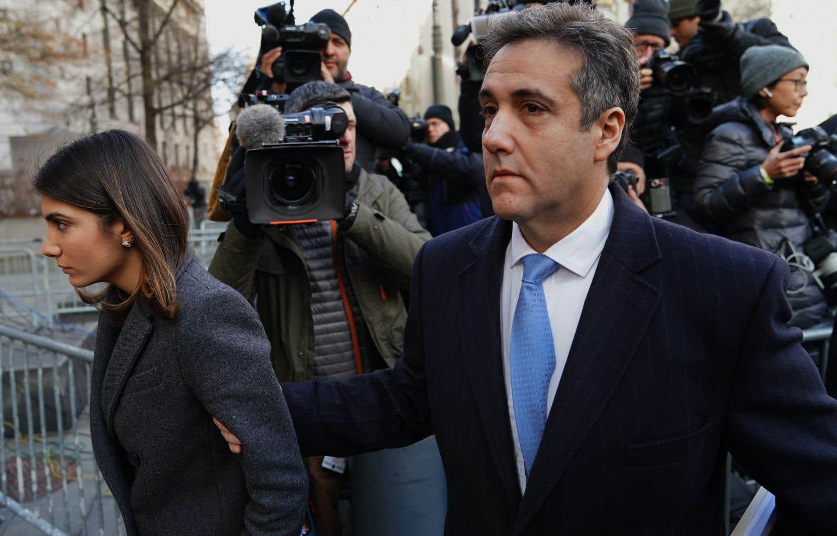 L'ex-avocat de Donald Trump, Michael Cohen, témoignera mardi devant les sénateurs spécialistes du renseignement.