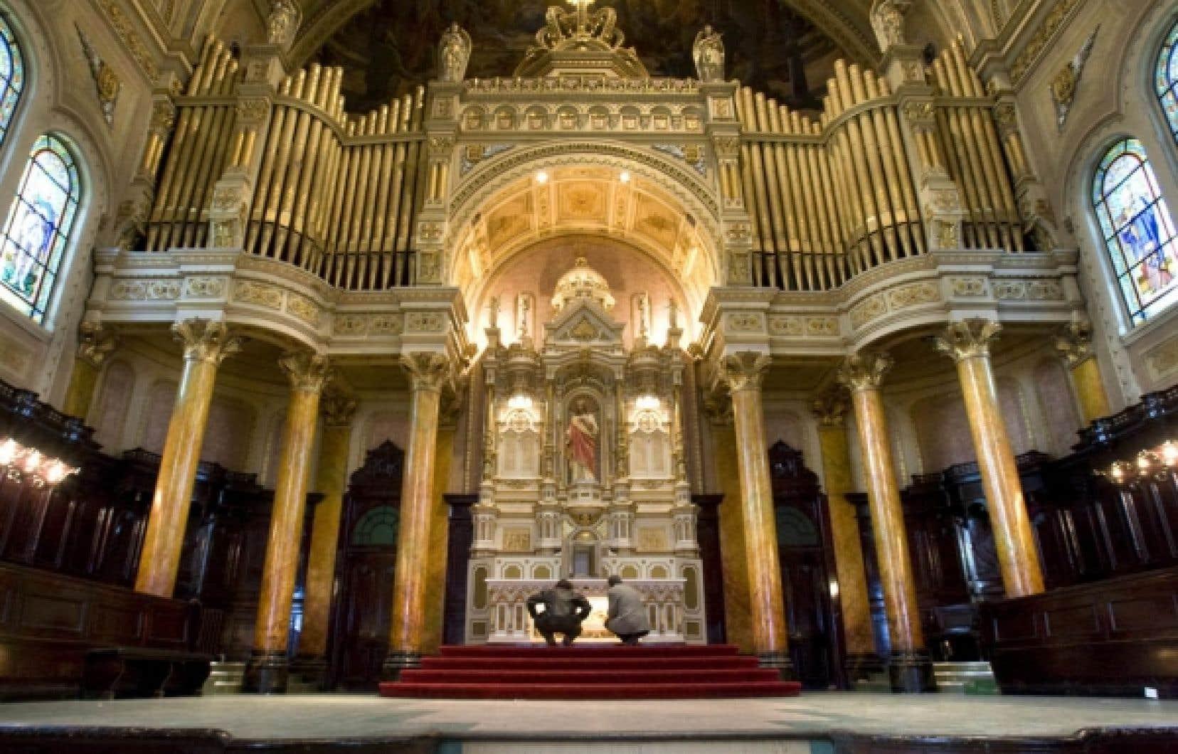 Présentement, on procède au cas par cas faute de cadre cohérent global pour sauver le patrimoine religieux.