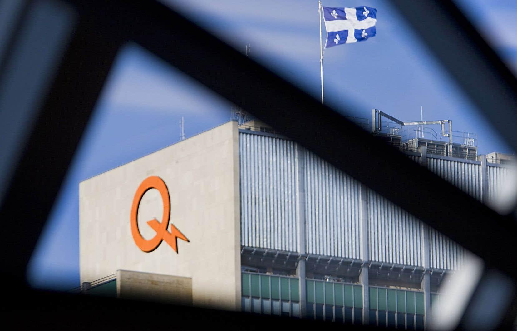 Hydro-Québec a comptabilisé des trop-perçus de 182millions pour l'exercice 2018.