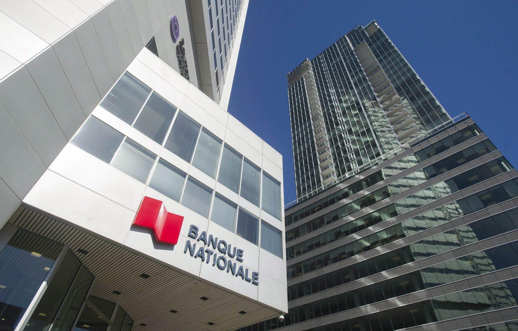 Le prêteur montréalais a réalisé un bénéfice net de 552millions pour le trimestre clos le 31janvier, en hausse de 2millions par rapport à celui de la même période l'année précédente.