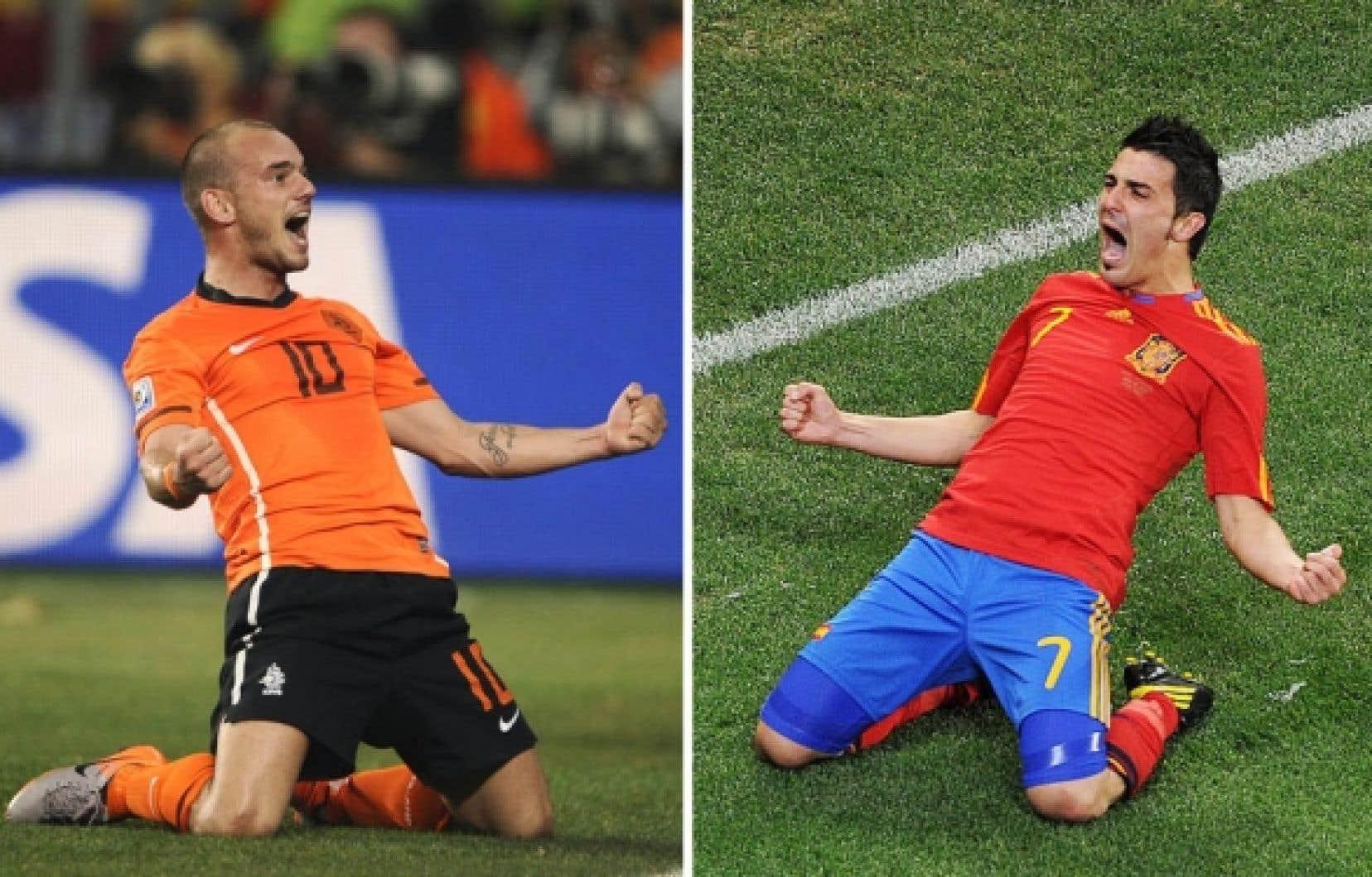 Coupe du monde 2010 l 39 explication finale en oranje et - Finale coupe du monde 2010 ...