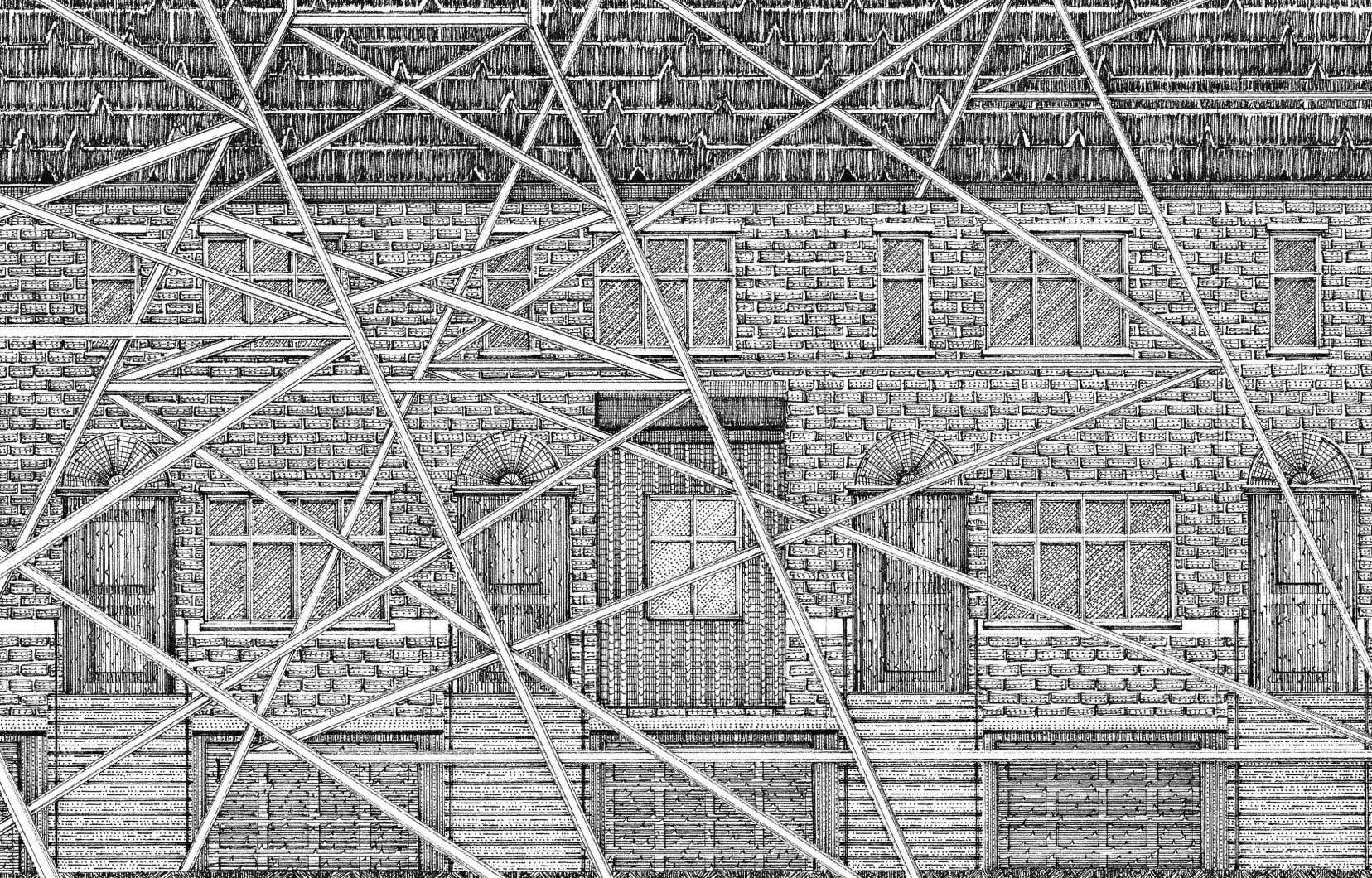 Carole Lévesque, «La précision du vague», 2019