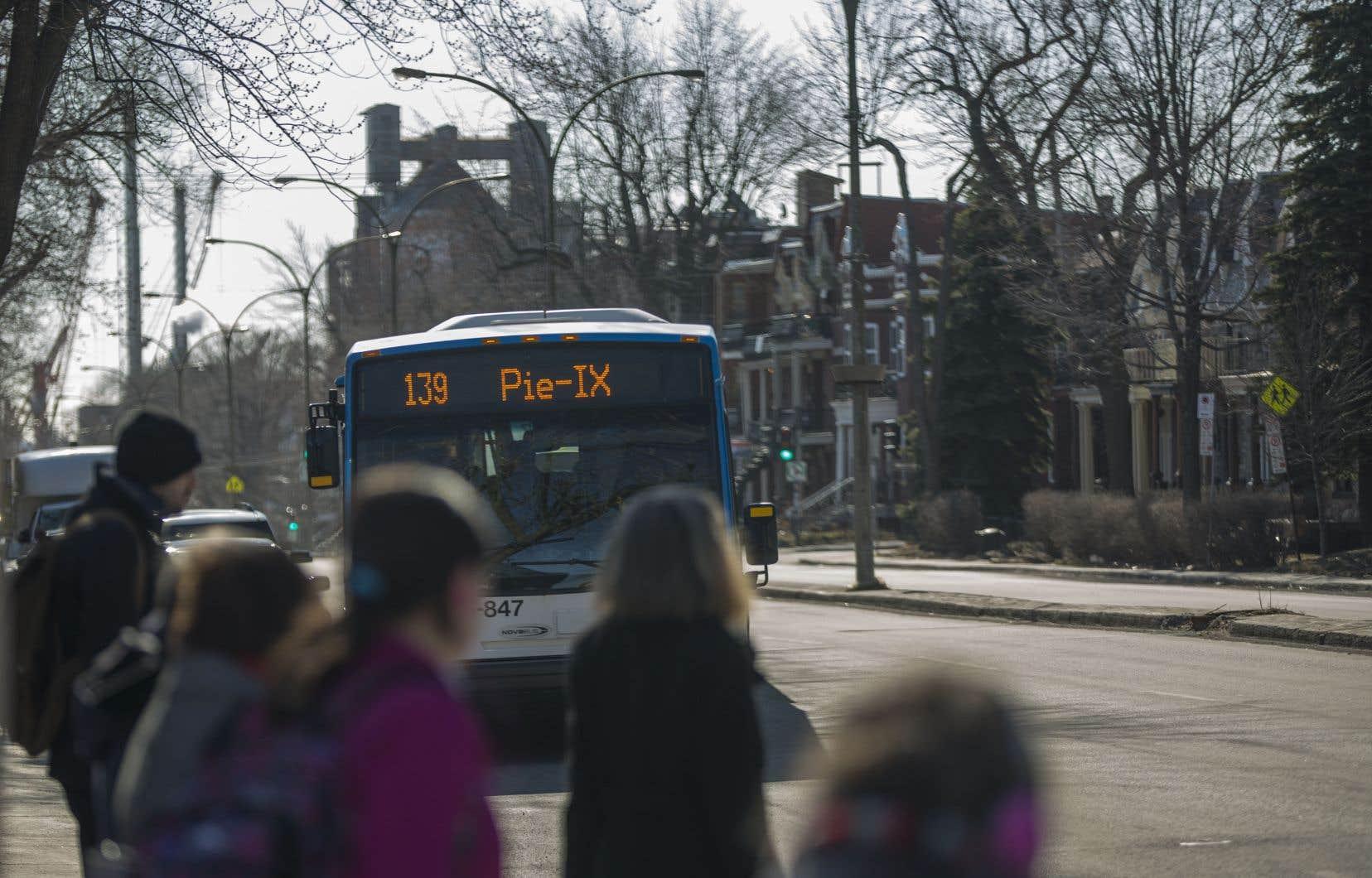 Annoncé il y a dix ans, le projet de SRB sur le boulevard Pie-IX a été reporté à quatre reprises.