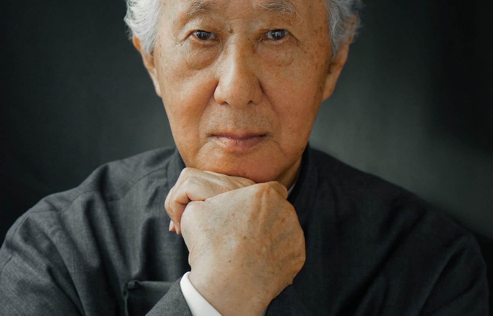 L'architecte et urbaniste japonais Arata Isozaki, lauréat du prestigieux prix Pritzker en 2019