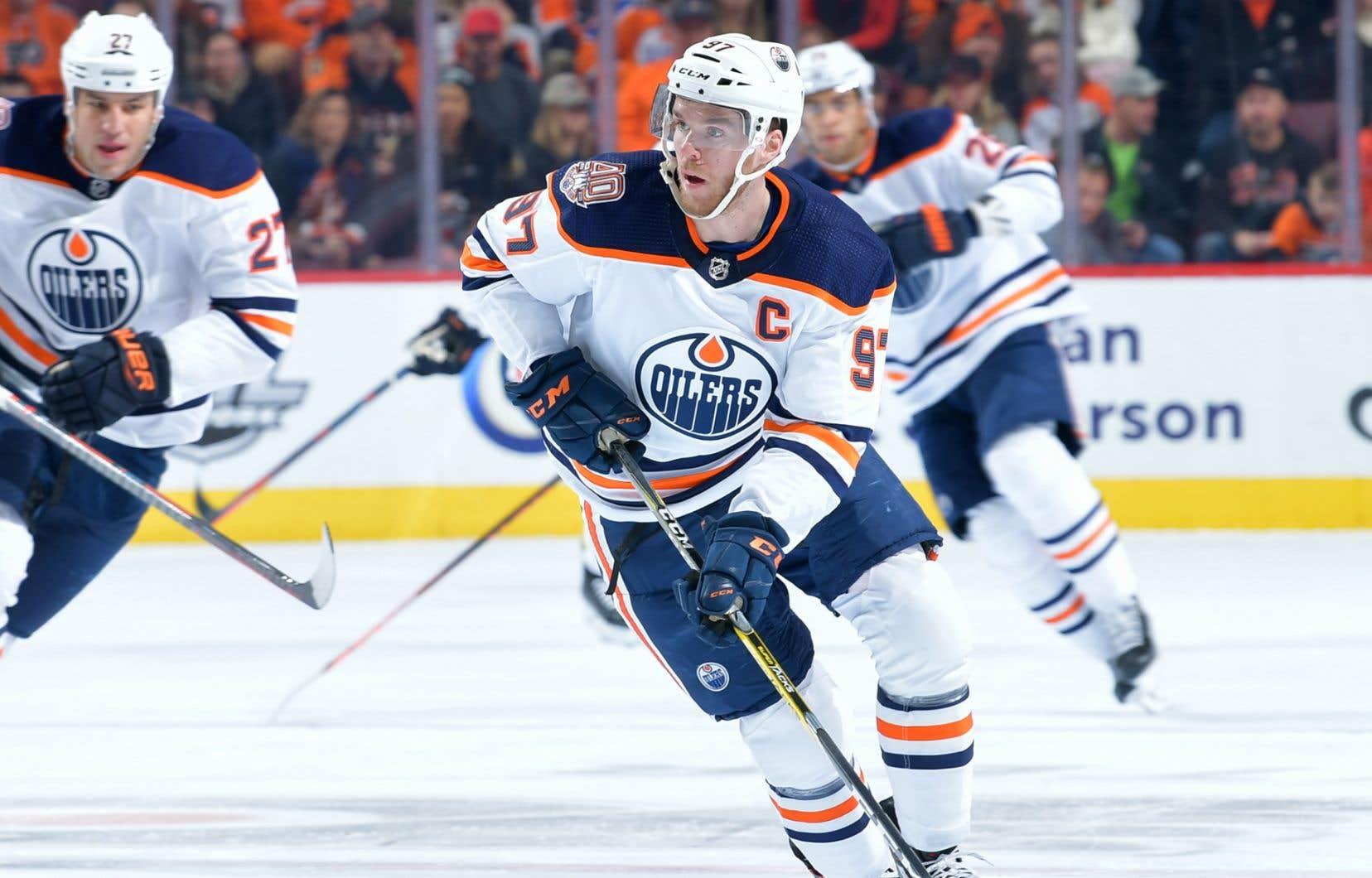 Le capitaine des Oilers d'Edmonton, Connor McDavid, admet que l'accumulation des défaites cette saison est difficile à supporter.