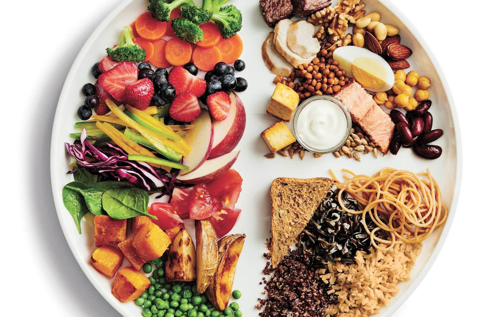 Au-delà de ses recommandations de base, le nouveau <em>Guide alimentaire canadien</em> s'attarde sur le plaisir et sur l'acte même de manger, signalant au passage l'importance de bien prendre conscience de nos habitudes alimentaires.
