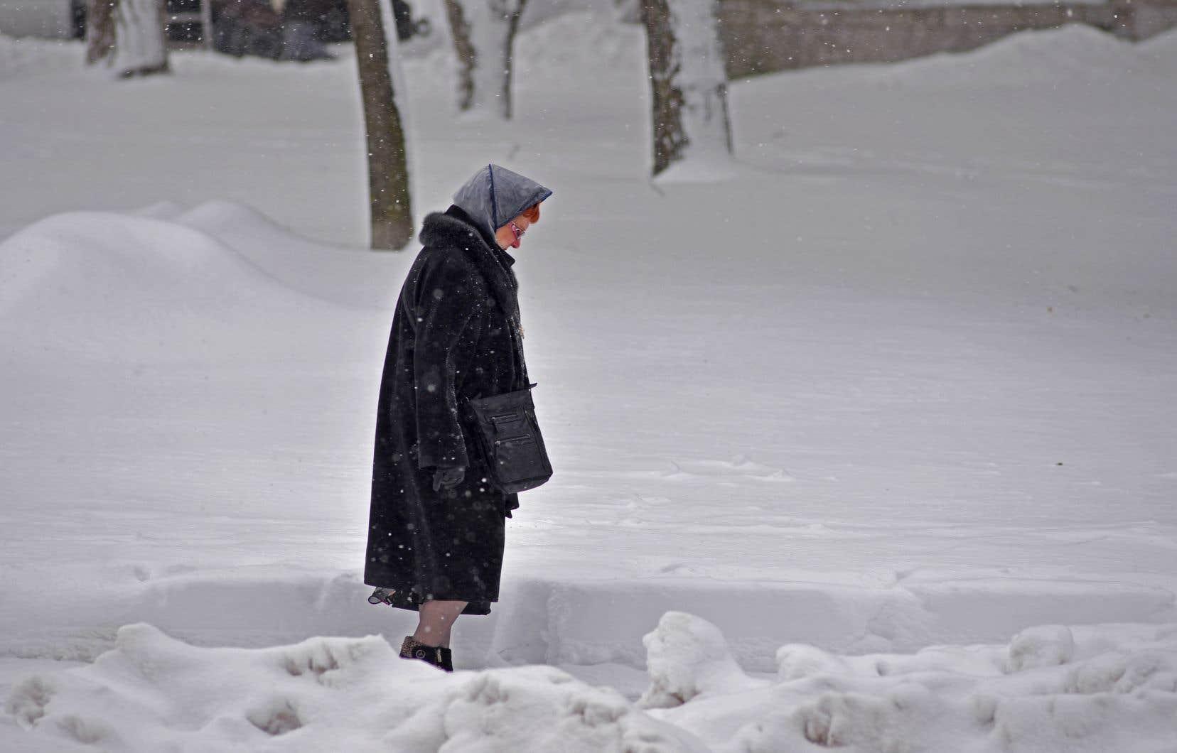 La solitude a des effets importants sur la qualité de vie chez plusieurs Canadiens.