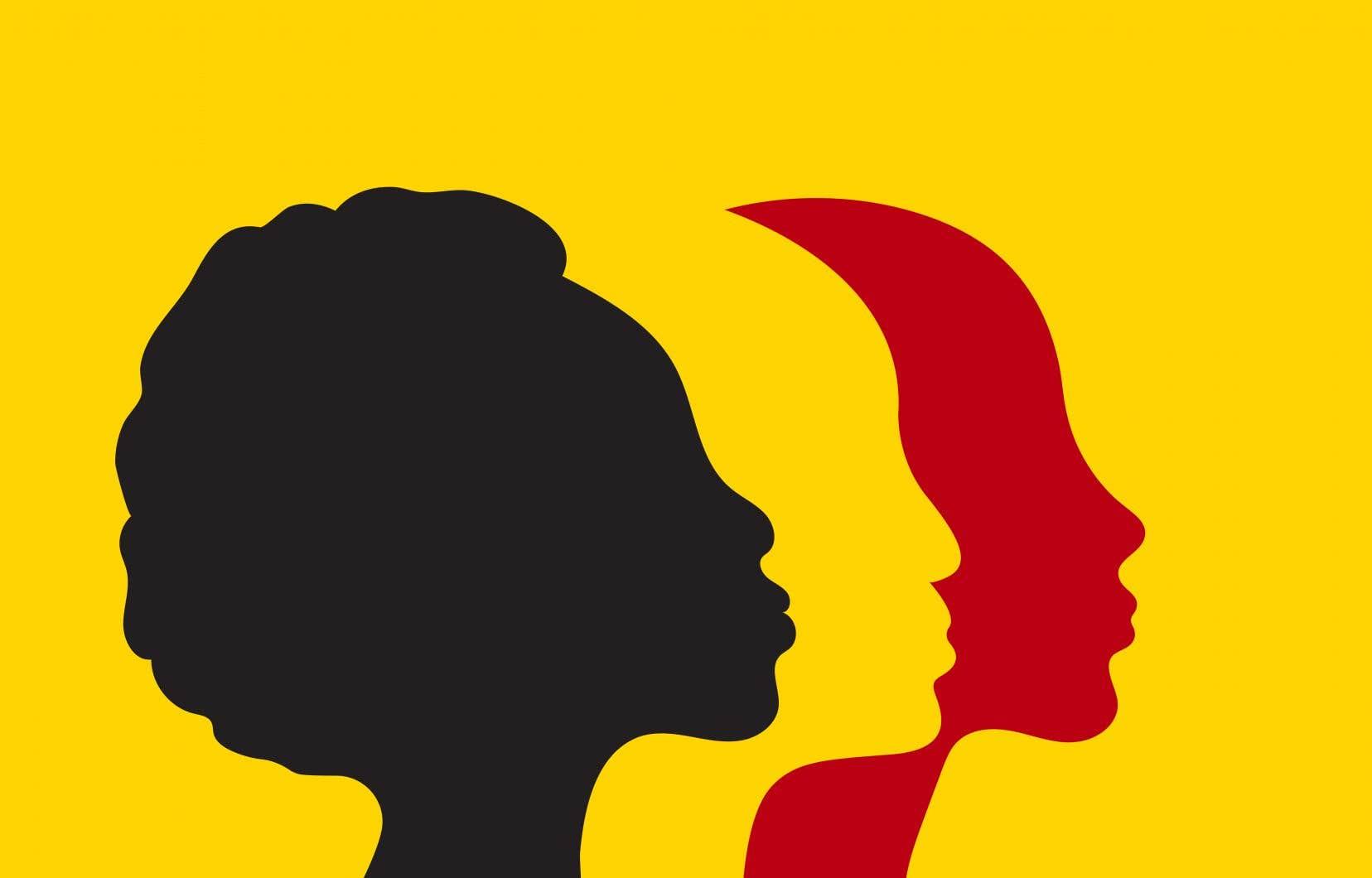 Historiquement, les femmes noires ont été représentées comme étant des femmes fortes, agressives, intimidantes.