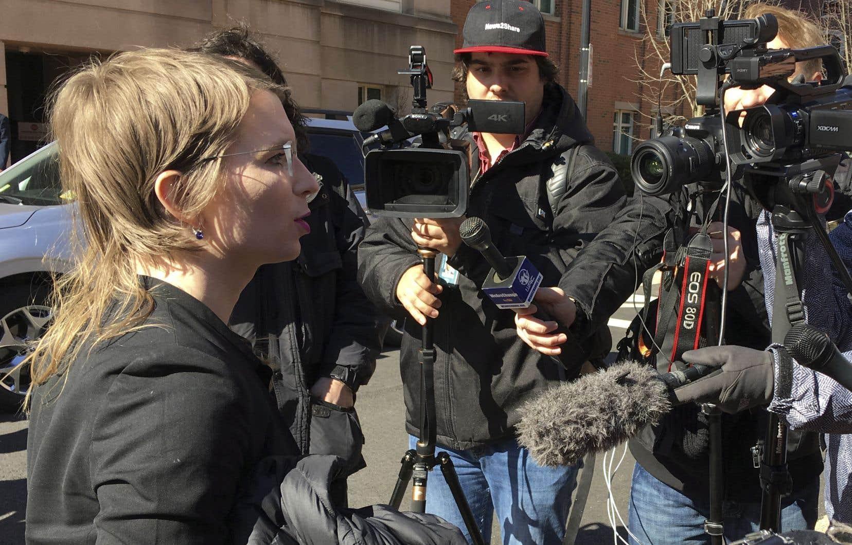 Chelsea Manning refuse de répondre aux questions d'un grand jury supervisant une enquête sur l'organisation fondée par Julian Assange.