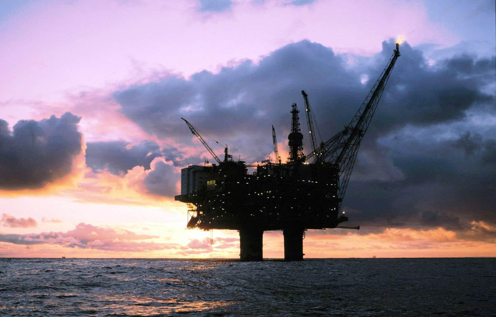 La Norvège est le plus gros producteur d'hydrocarbures d'Europe de l'Ouest.