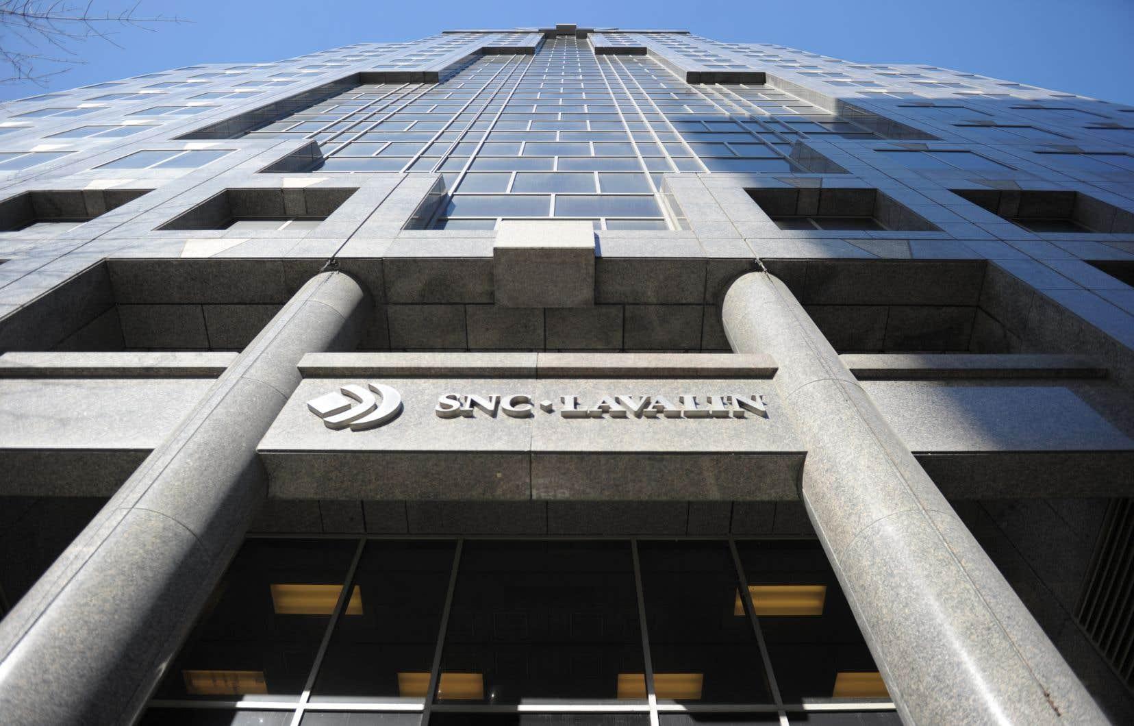 Vendredi, SNC-Lavalin a subi un revers dans sa tentative d'éviter un procès. La Cour fédérale a rejeté sa demande de révision de la décision du fédéral de ne pas négocier un accord de réparation avec elle.<span style=