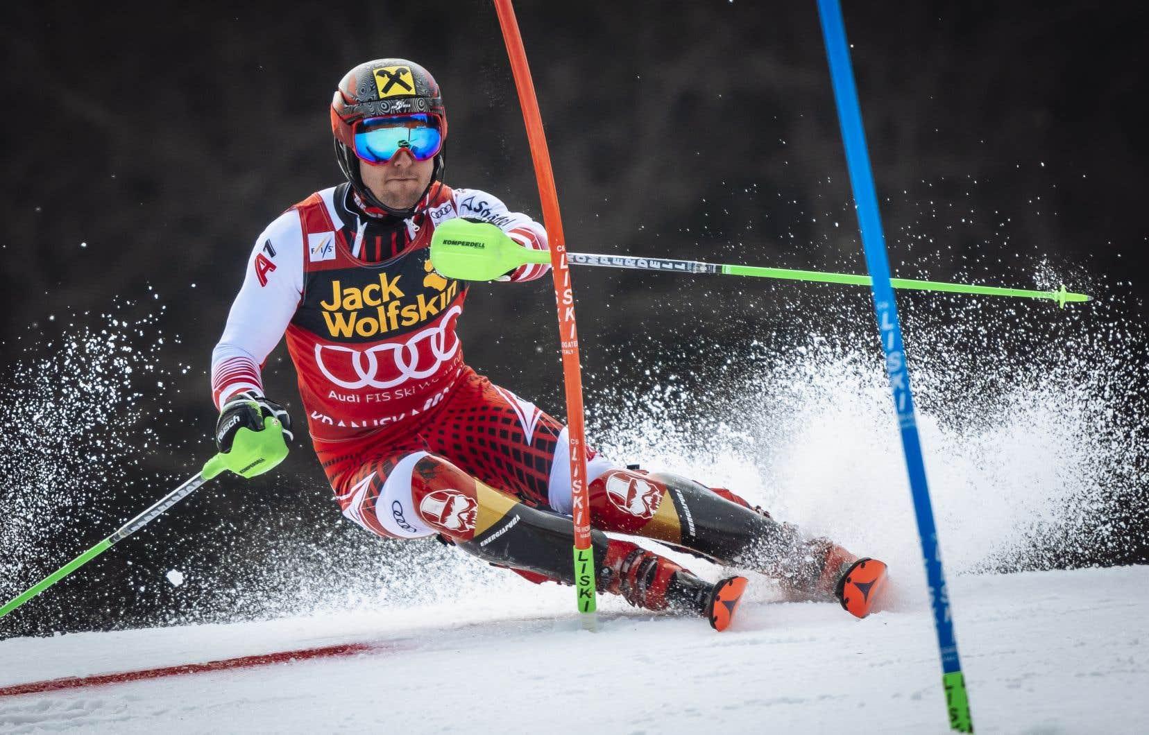 Au terme de la dernière saison, et après avoir finalement mis la main sur une médaille d'or aux Jeux olympiques,l'Autrichien Marcel Hirscher pensait à prendre sa retraite.
