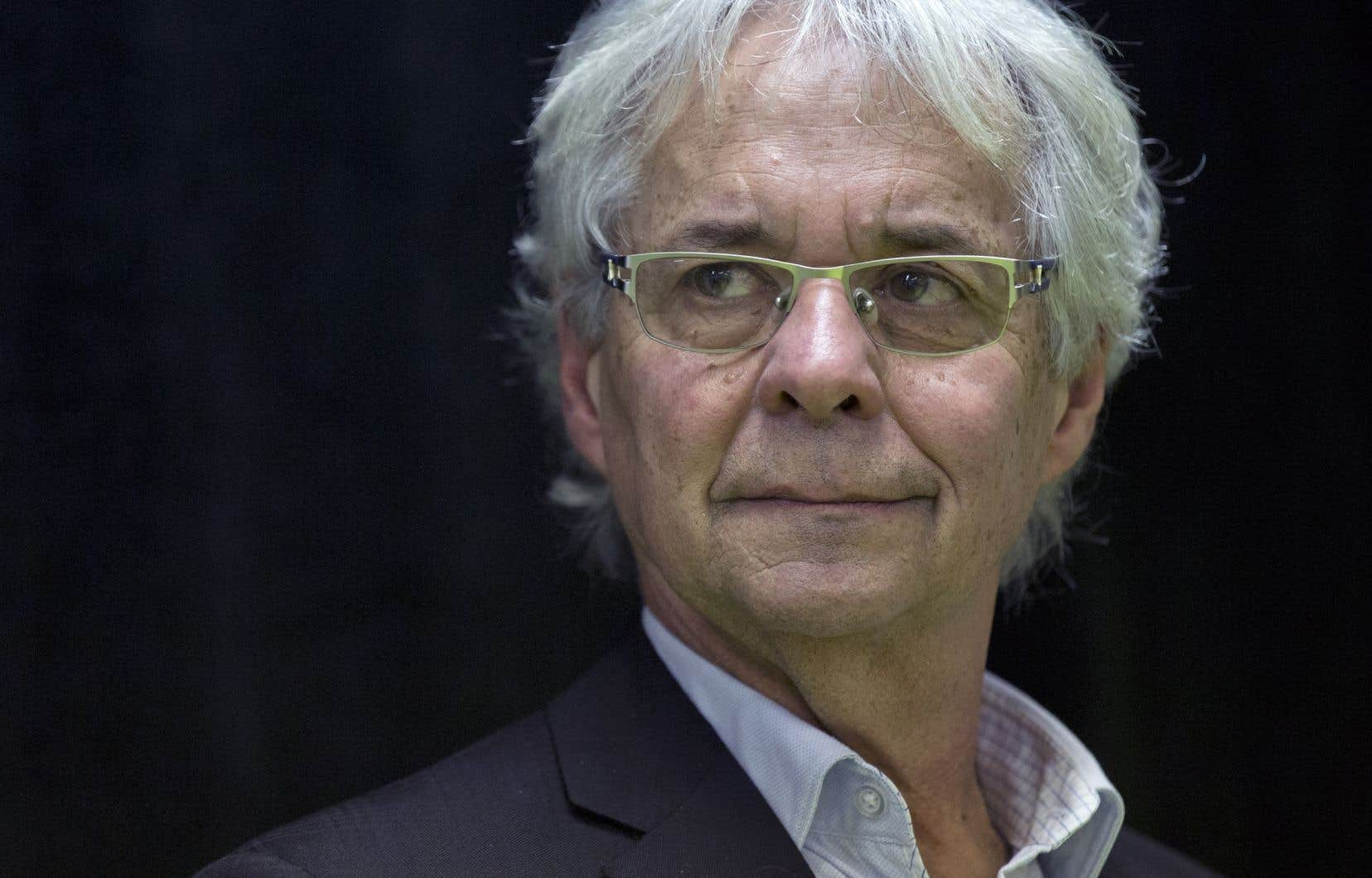 Le docteur Gilles Julien