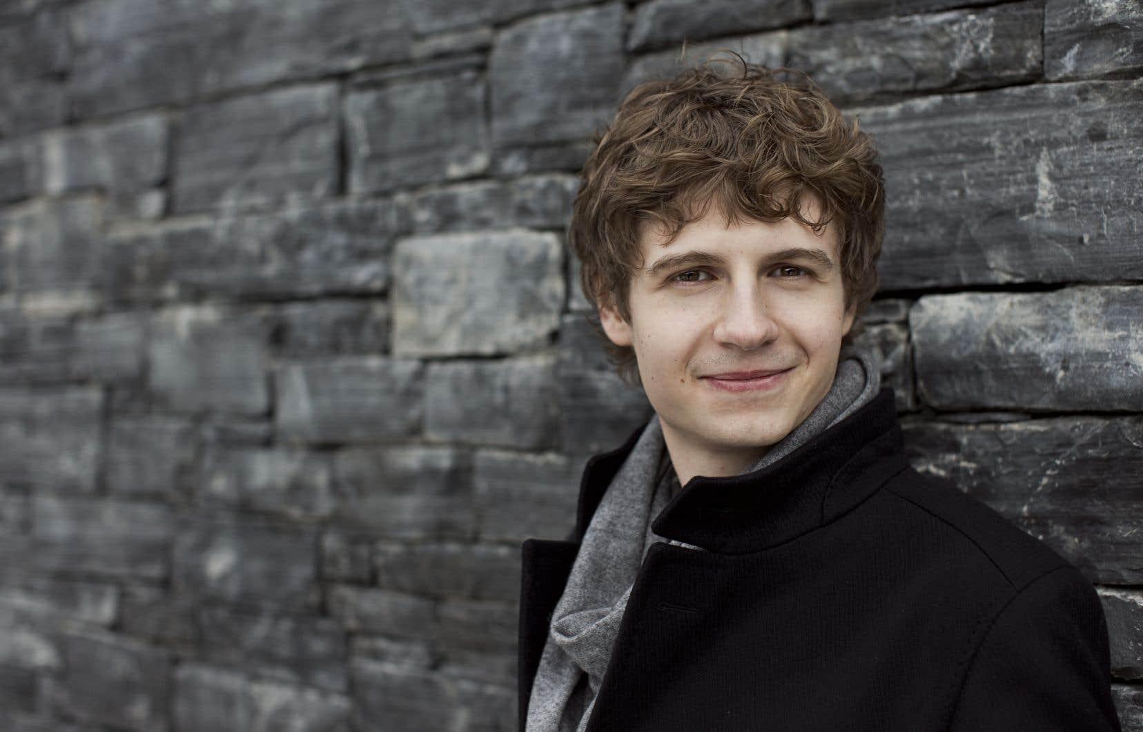 Le pianistePavel Kolesnikov