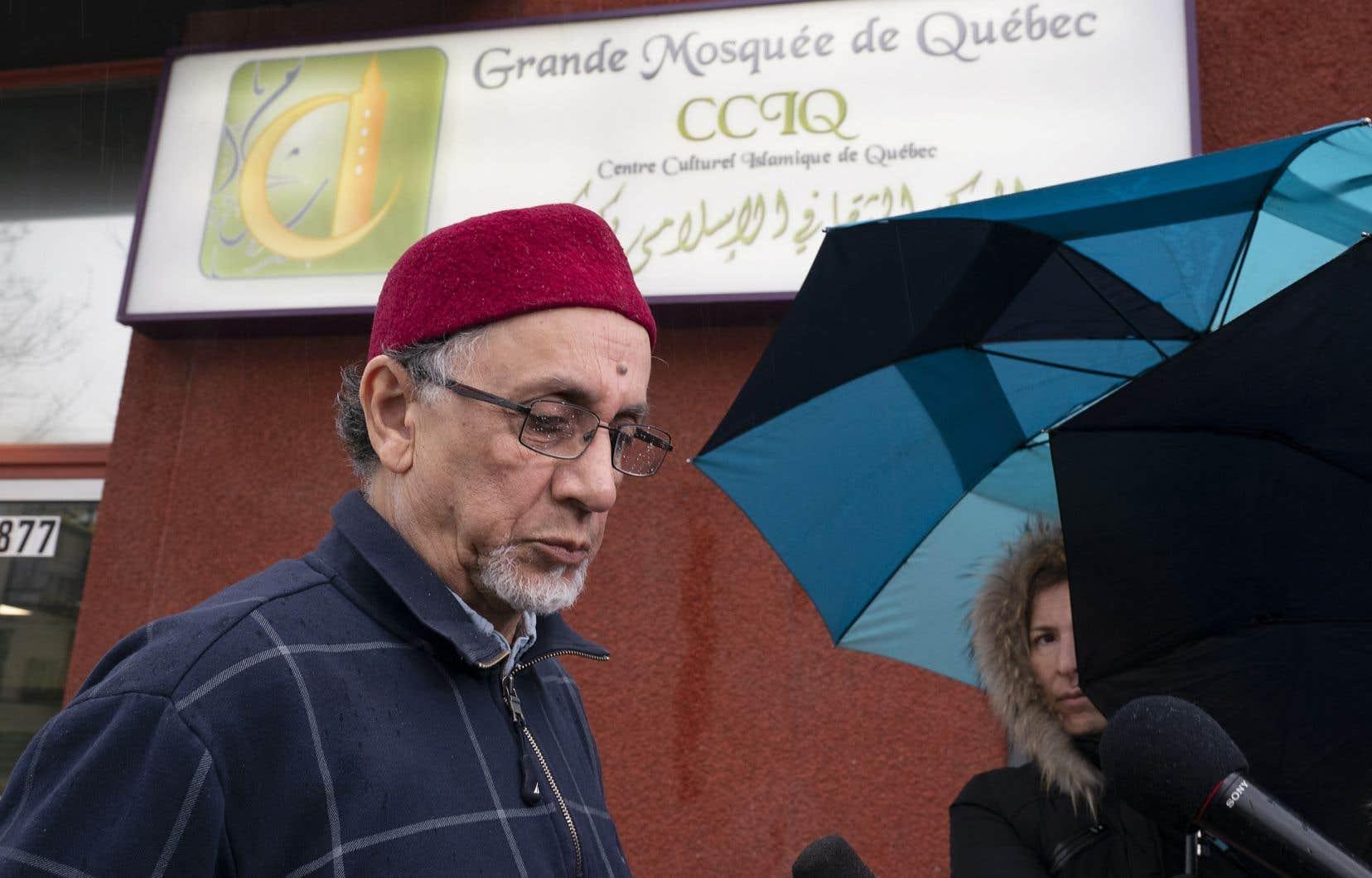 Le porte-parole du CCIQ, Boufeldja Benabdallah, a ajouté que ses pensées allaient aux familles des victimes en Nouvelle-Zélande. «C'est terrible», a-t-il dit.