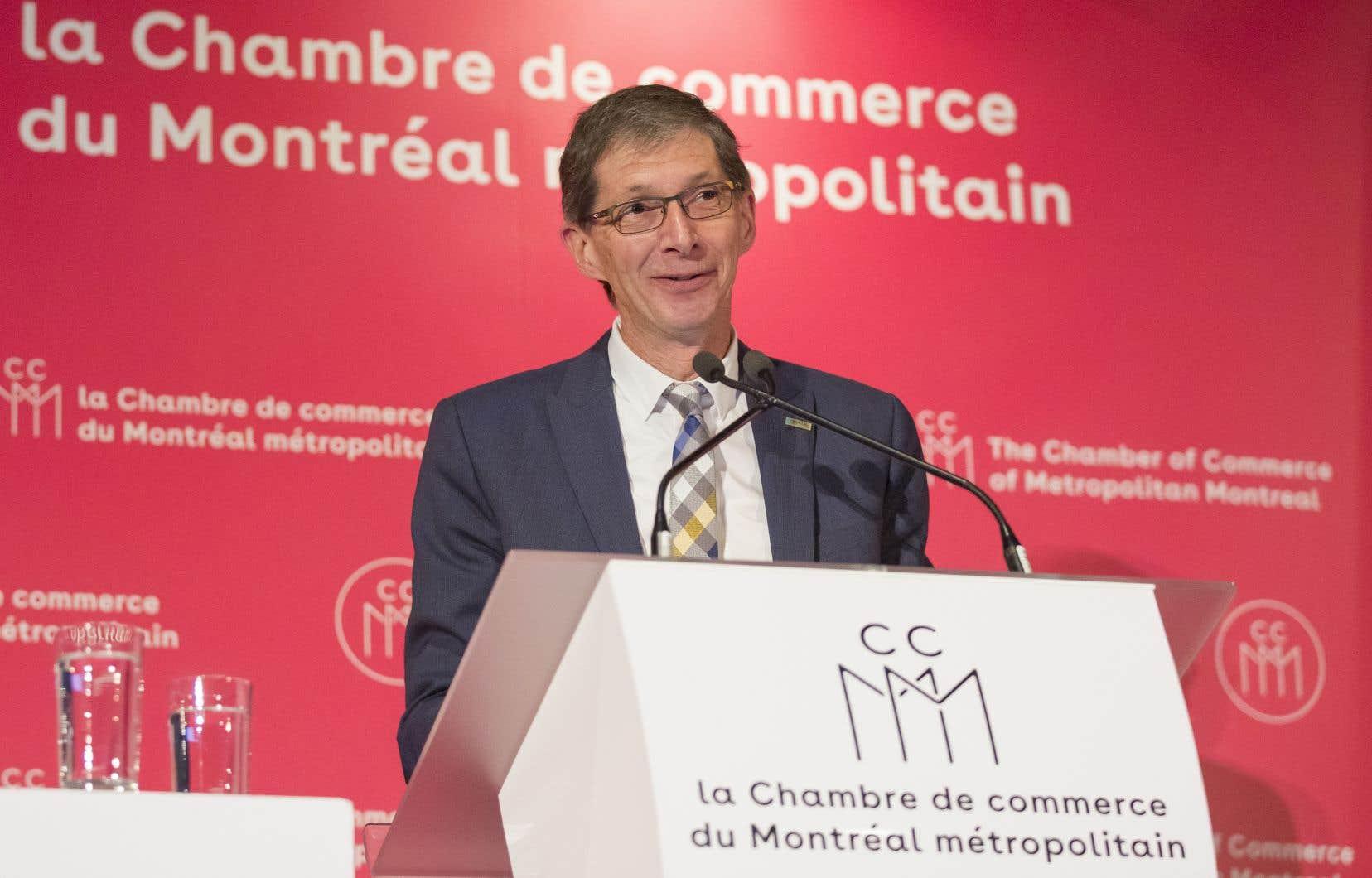«À la cadence où vont les choses, j'ai bon espoir que notre cible d'investissement sera atteinte», a déclaré au «Devoir» vendredi le président et chef de la direction du Fonds FTQ, Gaétan Morin, en marge d'une conférence devant près de 400 membres de la Chambre de commerce du Montréal métropolitain.