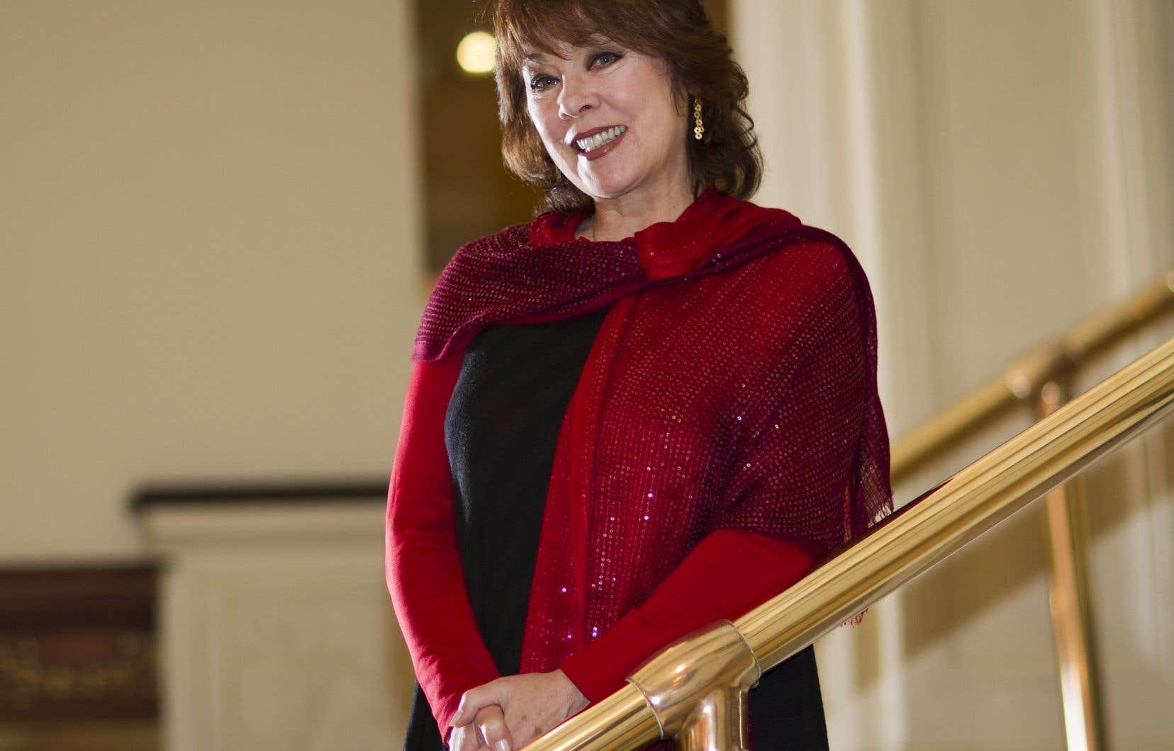 Nicole Martin en 2011