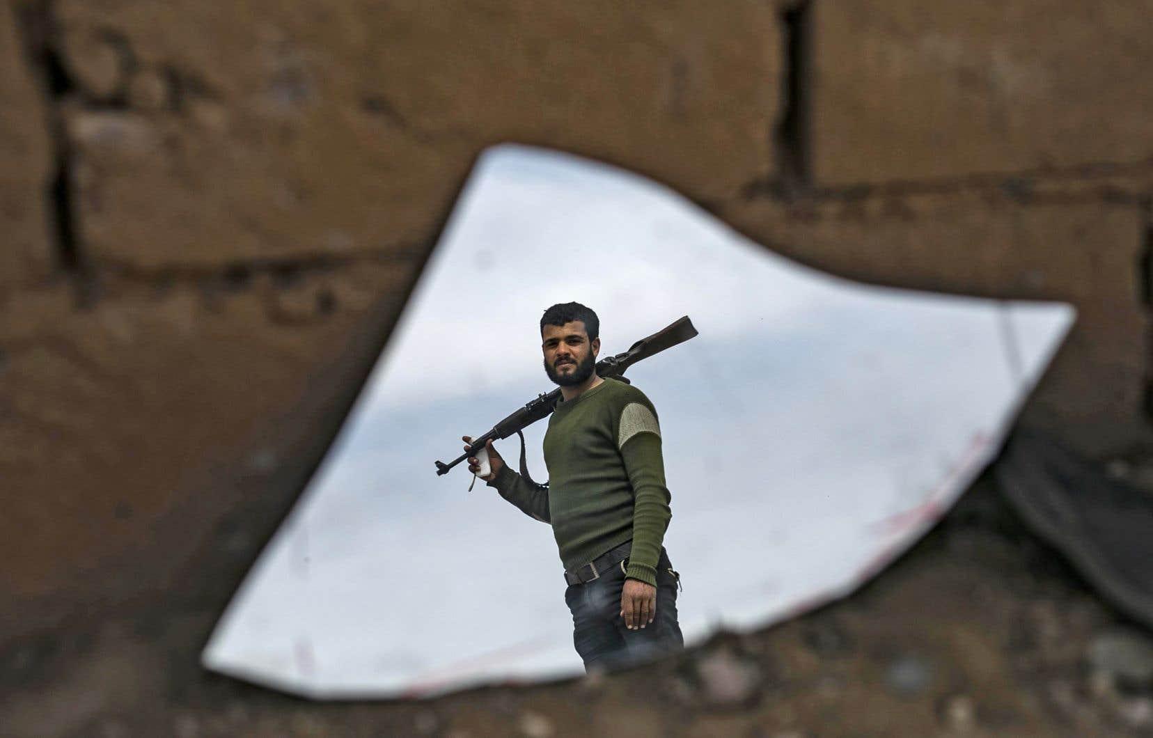La guerre en Syrie, qui a entamé sa neuvième année, a déjà tué plus de 370000 personnes et déplacé plusieurs millions d'autres.