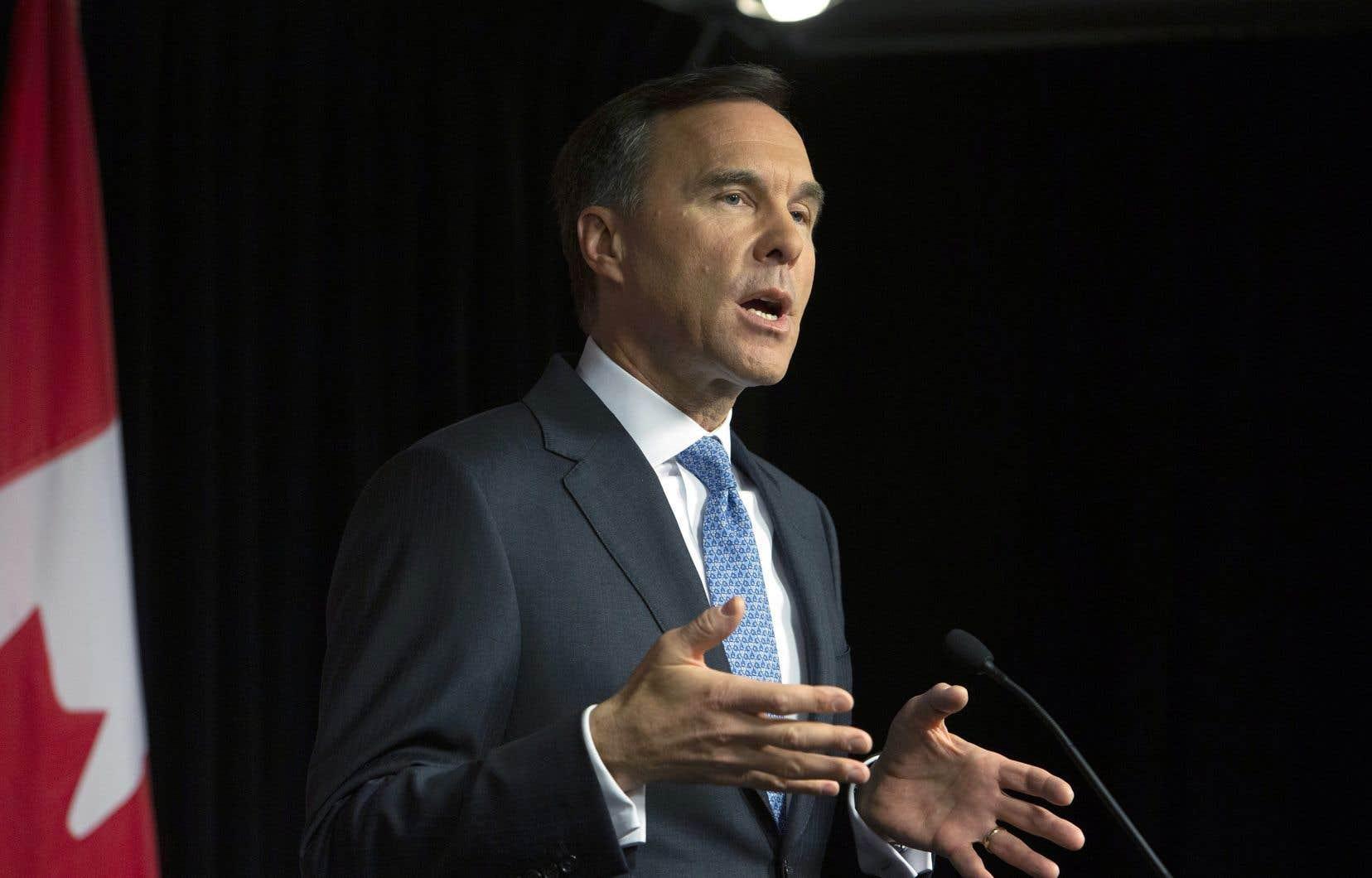 Le Canada sera bientôt en campagne électorale, et le budget 2019 du ministre fédéral des Finances, Bill Morneau, en témoigne de façon probante.