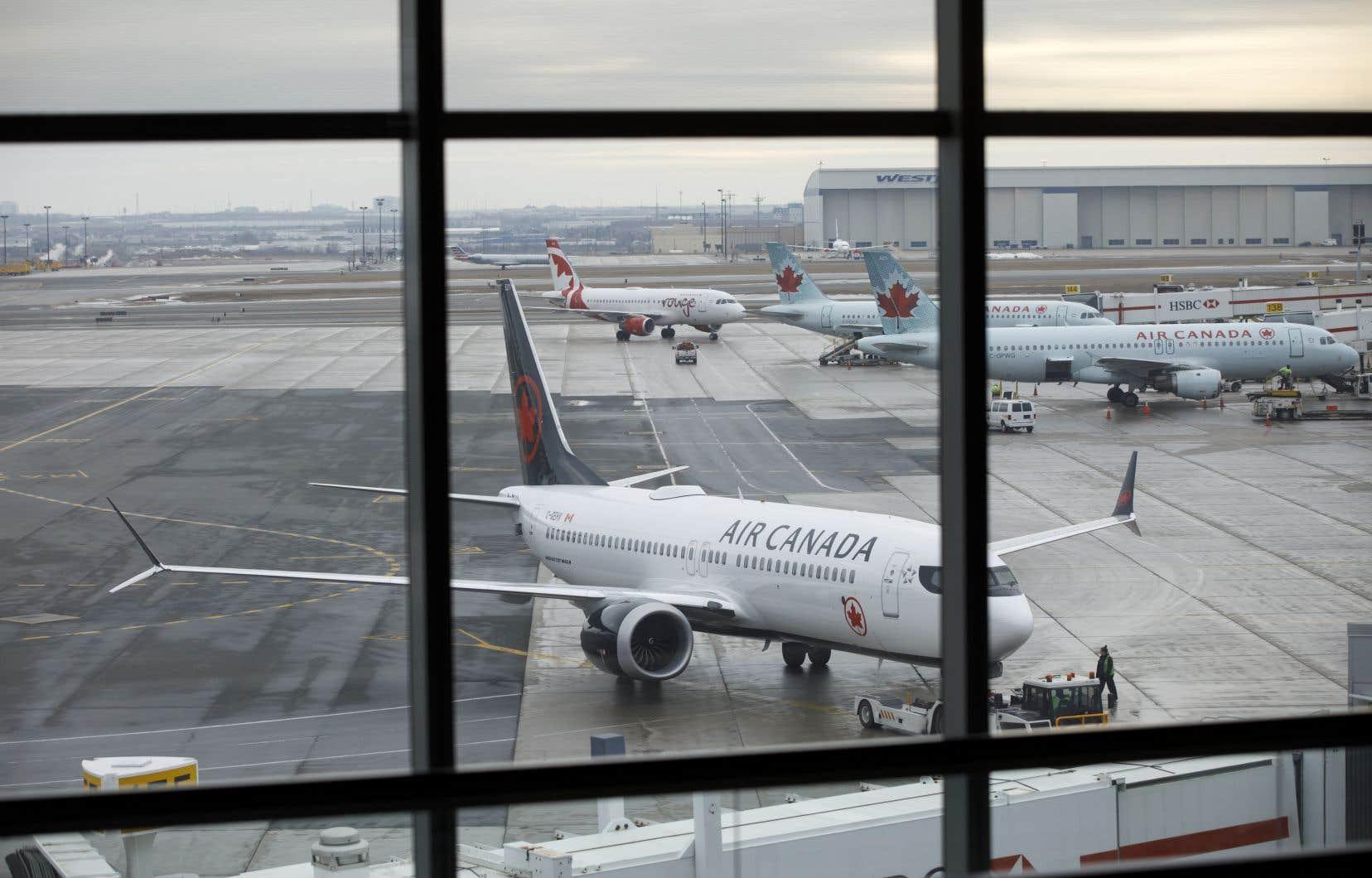 Depuis que le MAX 8 a été immobilisé,Air Canada a mis à jour son calendrier du mois de mai pour optimiser son parc aérien et réacheminer ses clients.
