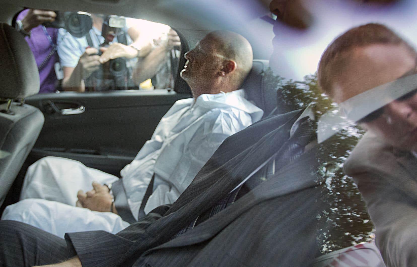 Richard Henry Bain a été reconnu coupable du meurtre non prémédité de Denis Blanchette, abattu le 4septembre 2012 au Métropolis à Montréal.