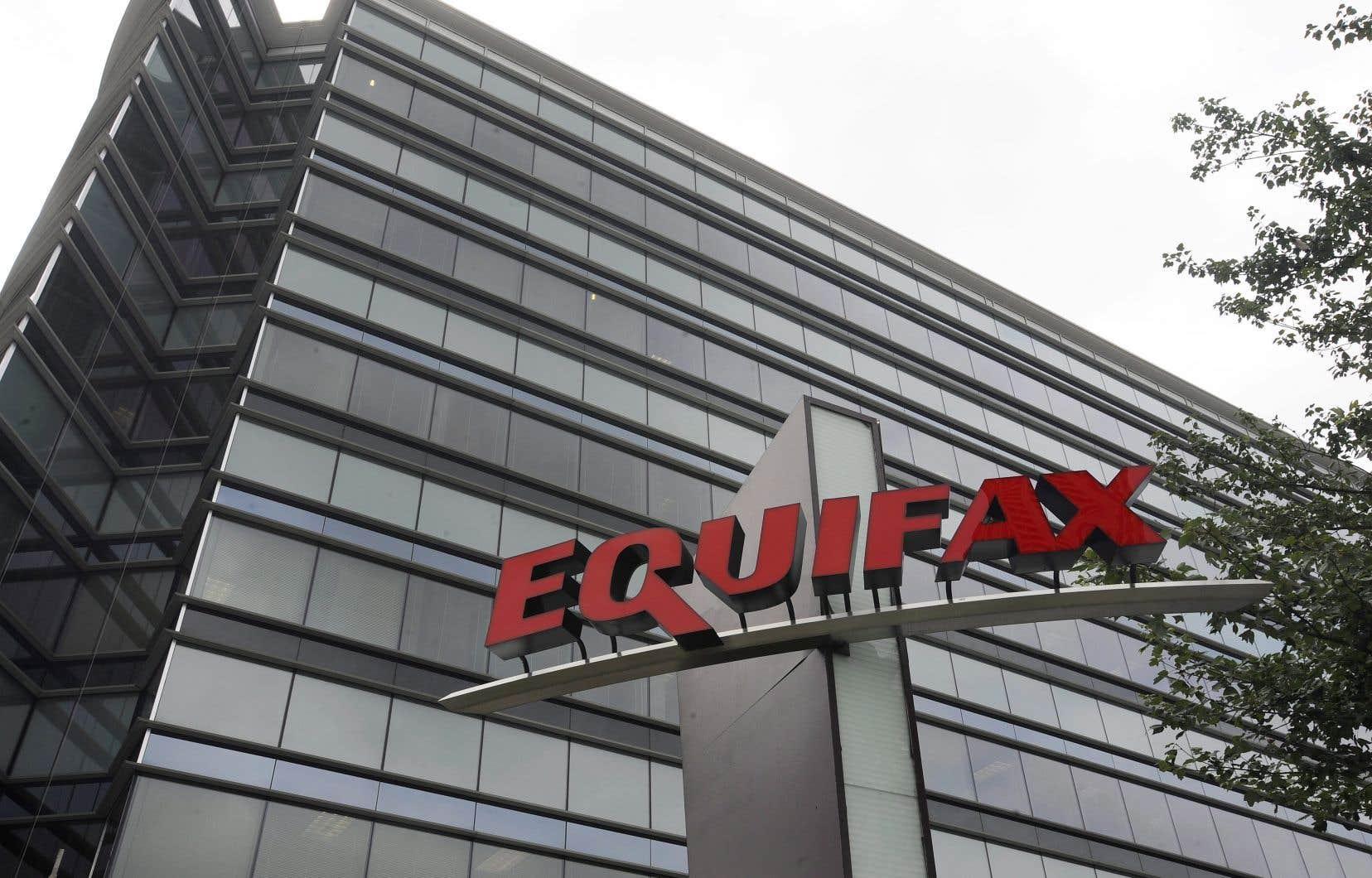 Selon Equifax, le vol d'informations concernant des Canadiens pouvait contenir des noms, des adresses et des numéros d'assurance sociale.