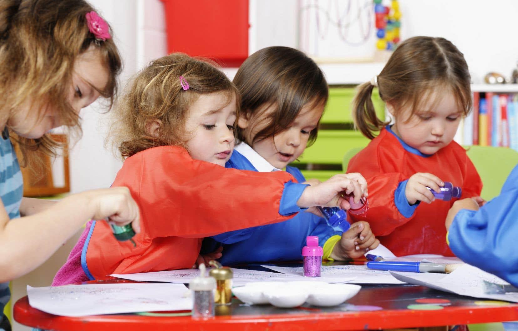 «Ça m'étonnerait qu'on ait 5000 classes [de maternelle 4 ans au terme du mandat]», a reconnu le ministre de l'Éducation, Jean-François Roberge.