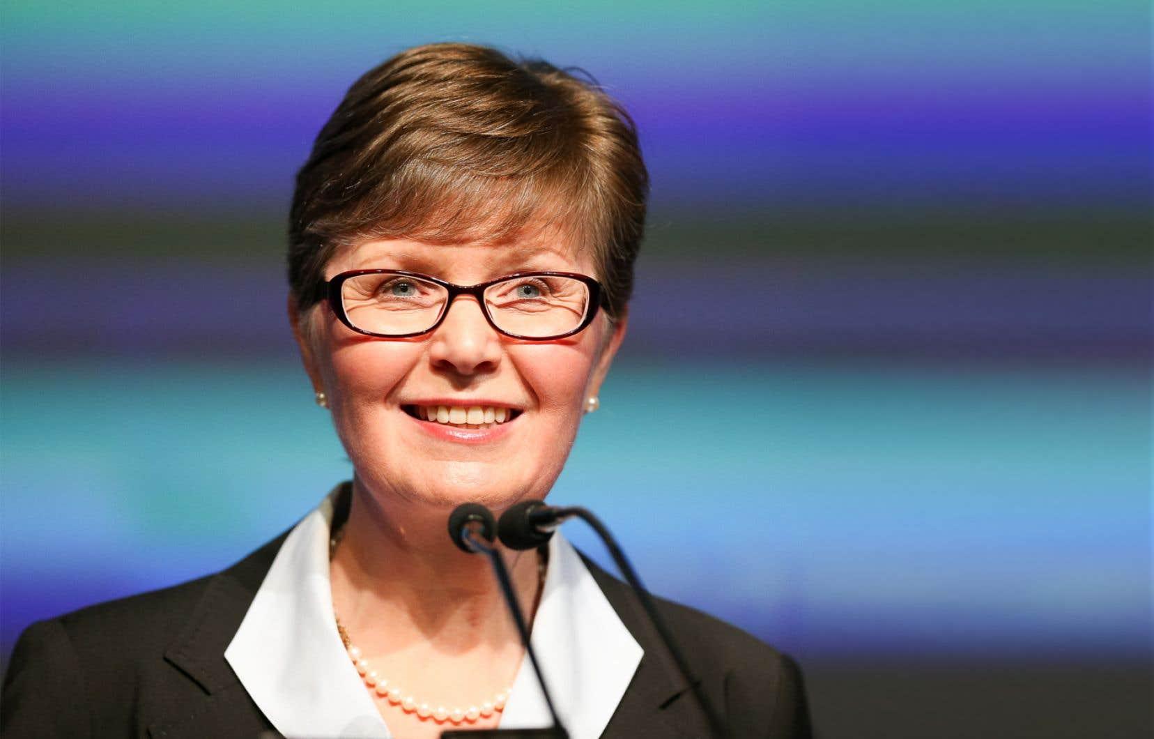 Linda Carona été désignée nouvelle présidente par les membres de la direction du Parti libéral du Québec, mardi dernier, afin de succéder à Antoine Atallah.