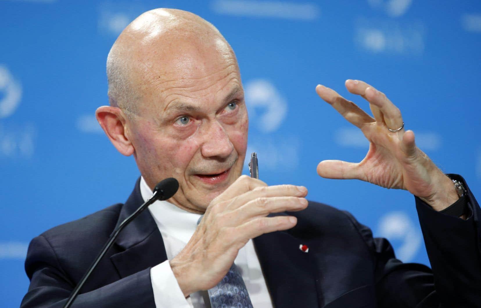 L'ancien directeur général de l'Organisation mondiale du commerce Pascal Lamy ne s'étonne pas de la tournure des événements.