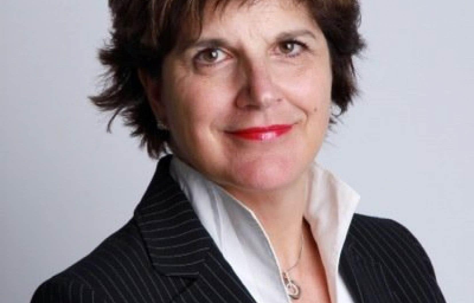 Catherine Cano était jusqu'ici p.-d.g. de la chaîne parlementaire CPAC.