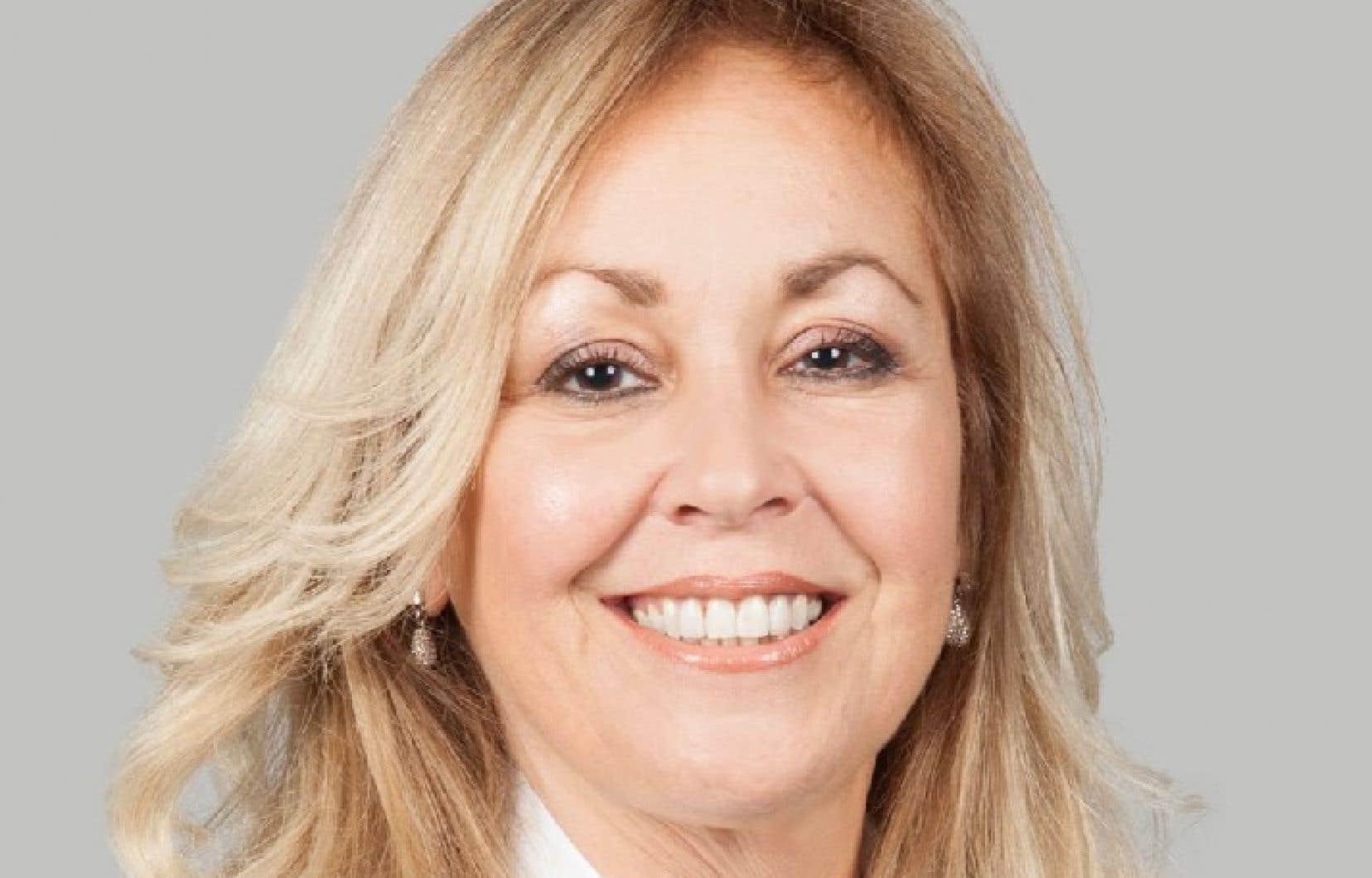 La conseillère d'arrondissement d'Anjou, Lynne Shand