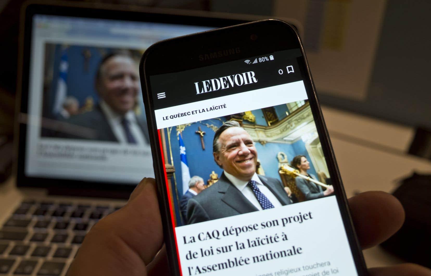 Le projet de loi sur la laïcité du gouvernement Legault promet de replonger le Québec dans un débat enflammé sur le port de signes religieux.
